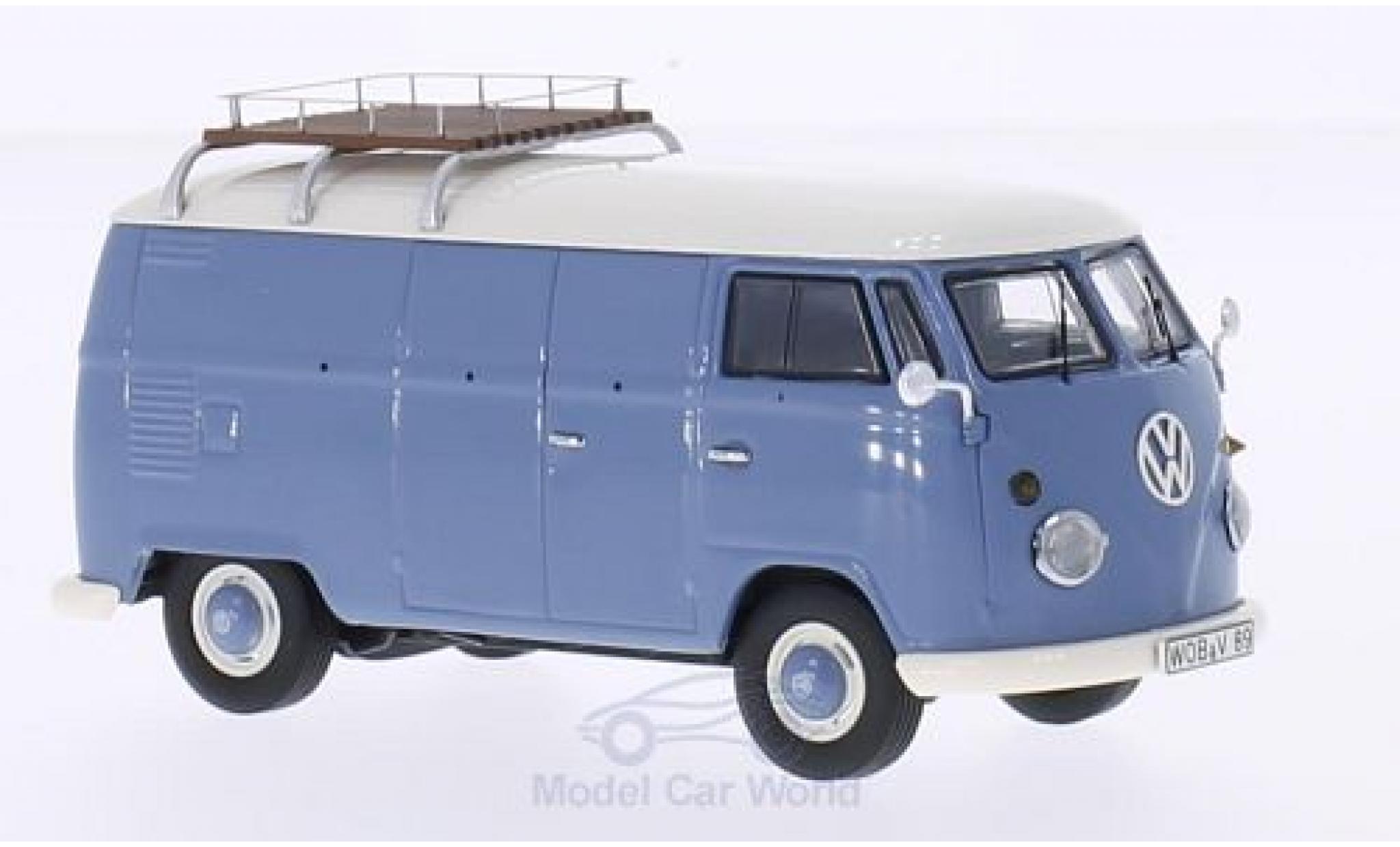Volkswagen T1 B 1/43 Premium ClassiXXs Kasten blau