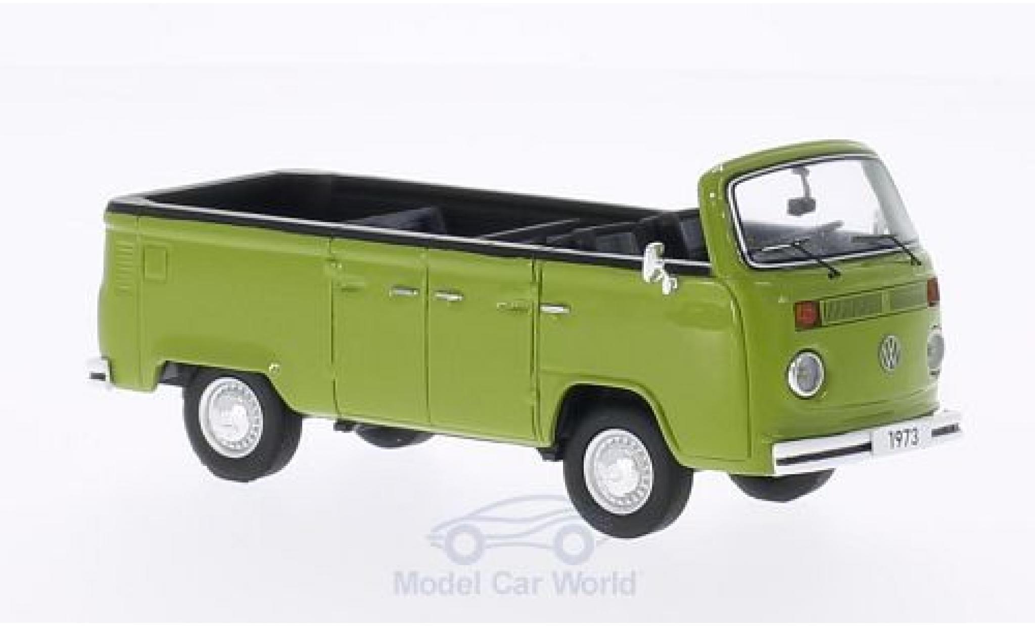 Volkswagen T2 B 1/43 Premium ClassiXXs b Open Air us verte