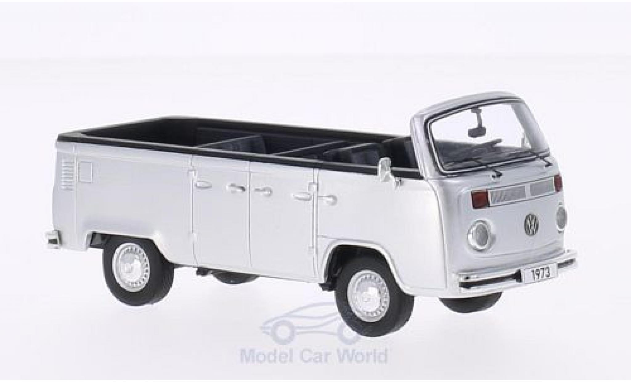 Volkswagen T2 B 1/43 Premium ClassiXXs b Open Air us grey 1973