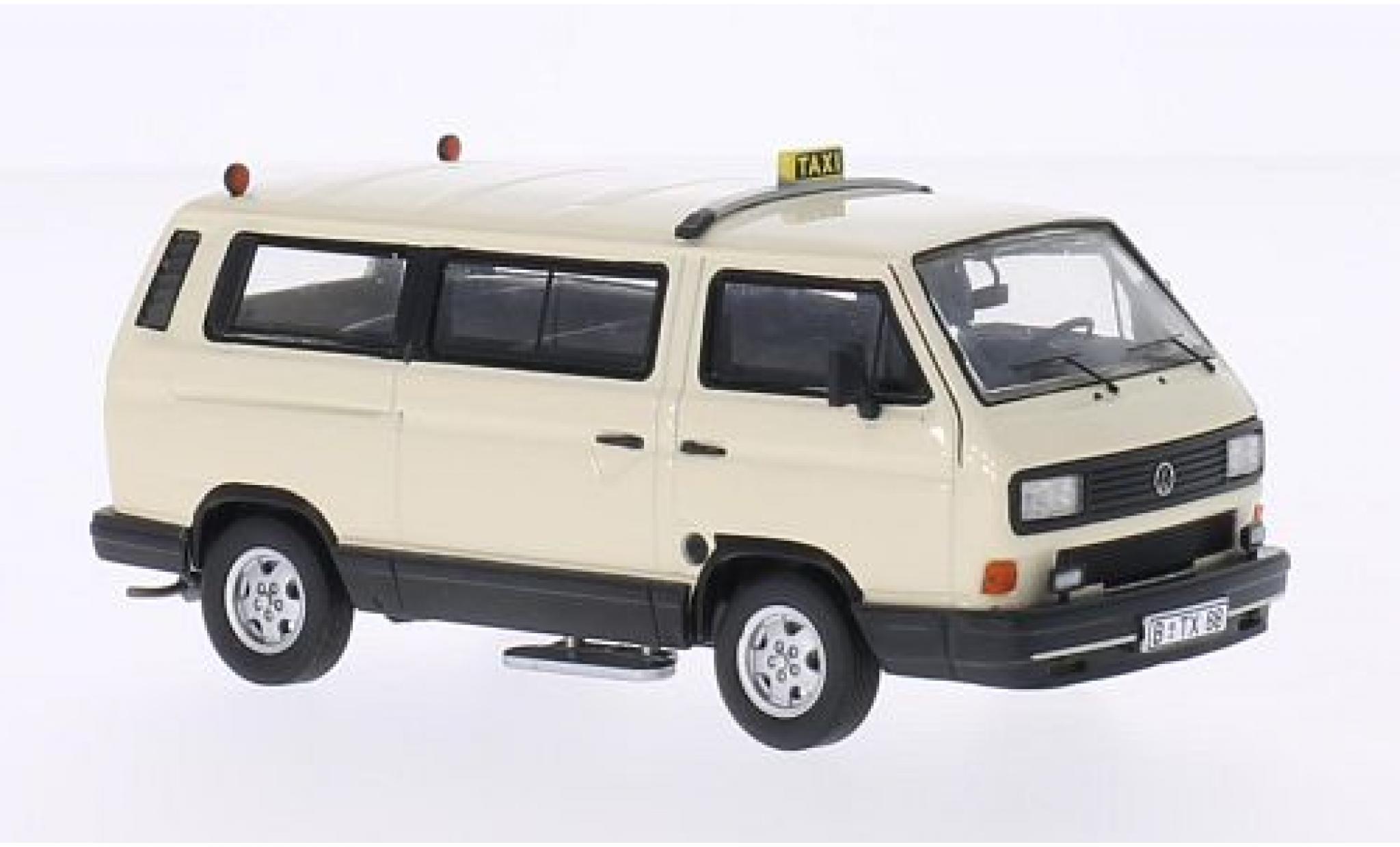 Volkswagen T3 1/43 Premium ClassiXXs b Taxi bus