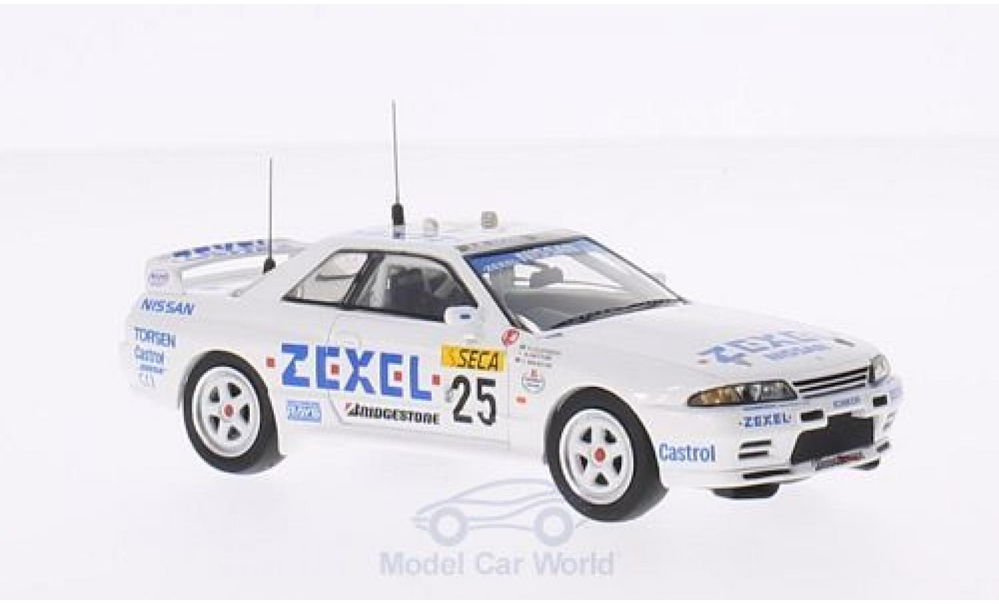 Nissan Skyline 1/43 Premium X R32 GTR RHD No.25 Zexel 24h Spa 1991 A.Olofsson/N.Hattori/D.Brabham