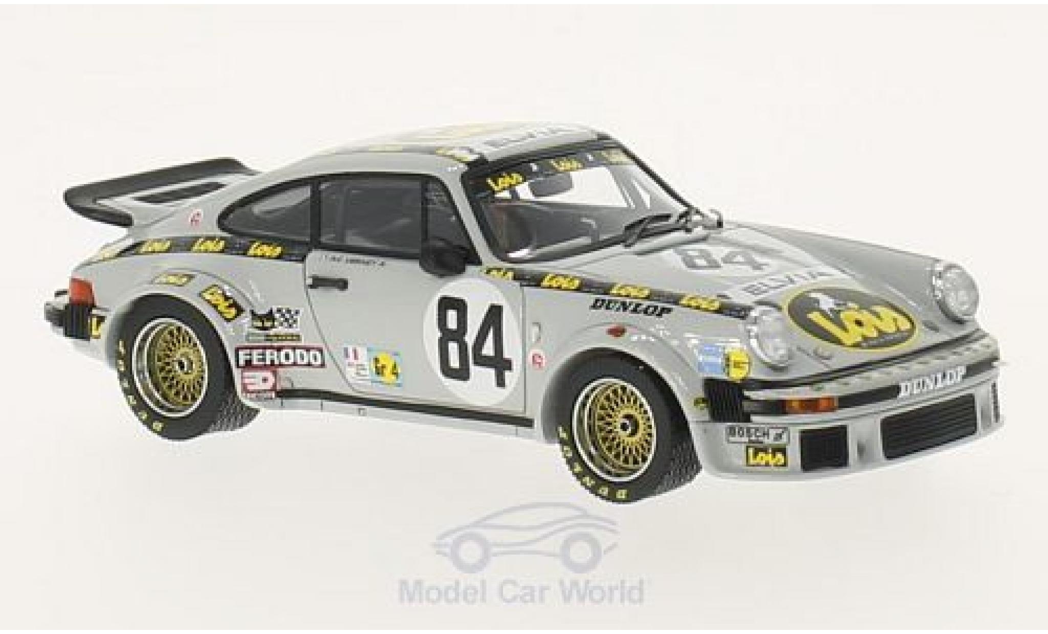 Porsche 934 1979 1/43 Premium X No.84 Lois 24h Le Mans A.C.Verney/P.Bardinon/R.Metge