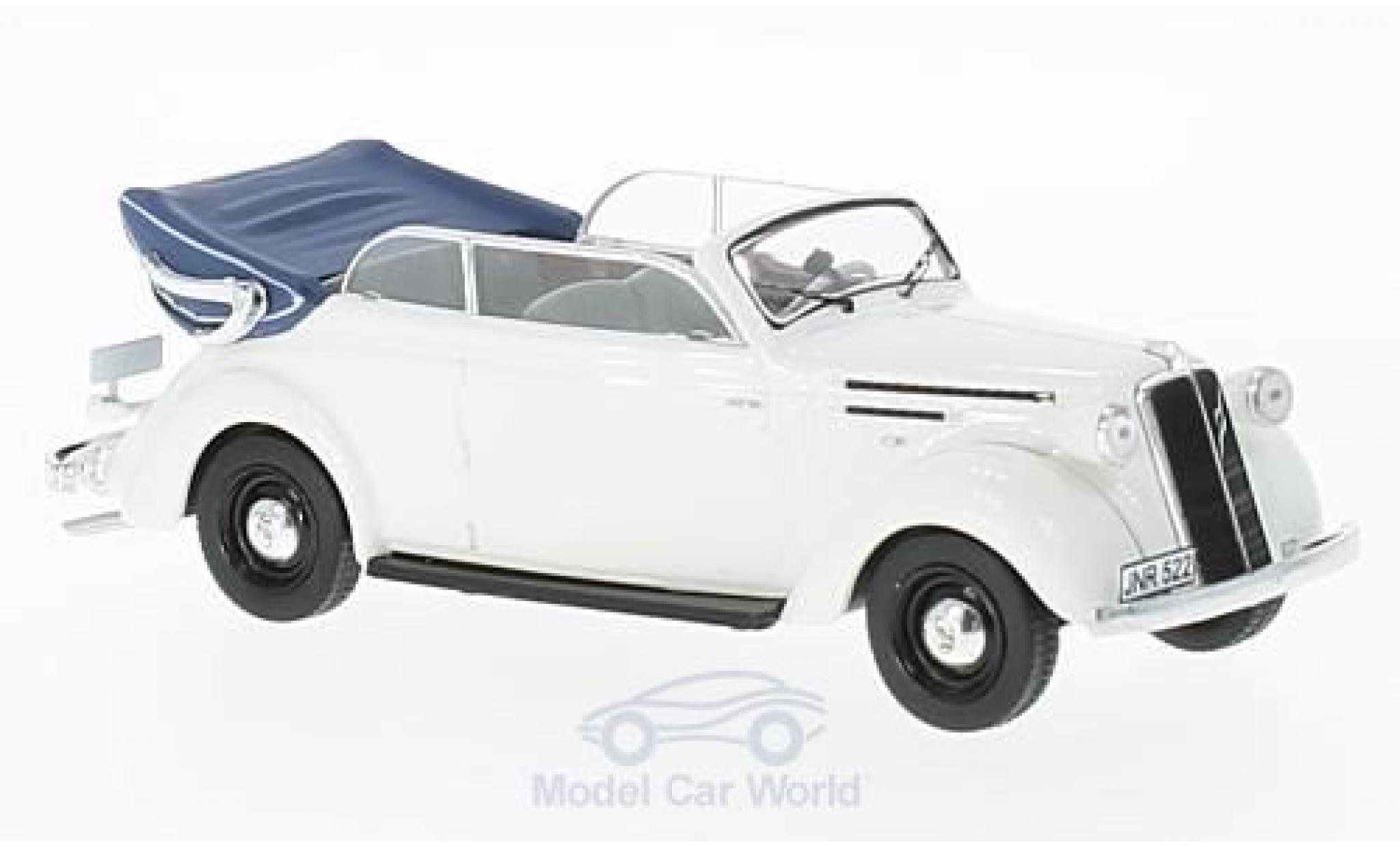 Volvo PV 1/43 Premium X 51 Convertible blanche 1937