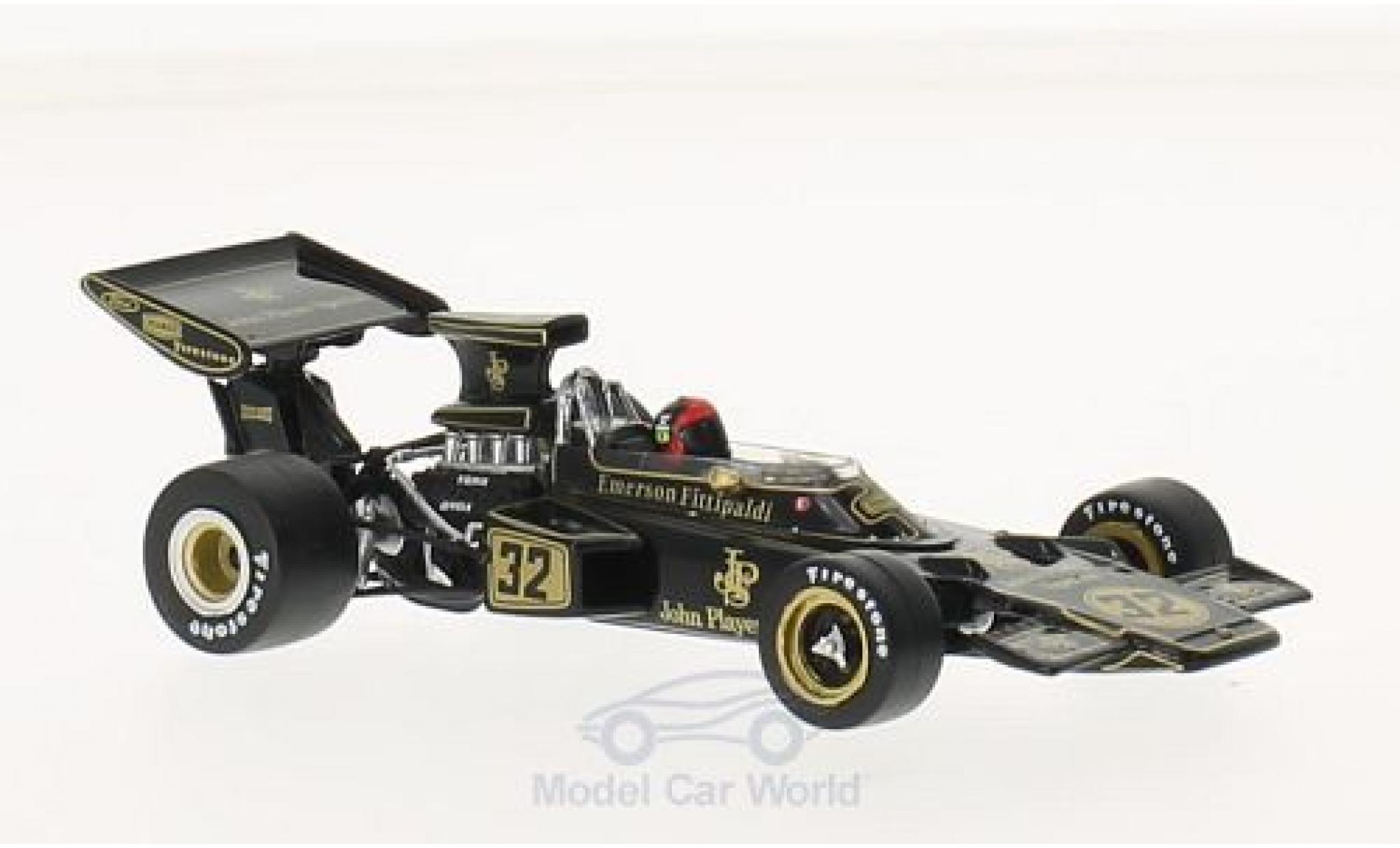 Lotus 72 1/43 Quartzo D No.32 GP Belgien 19 E.Fittipaldi