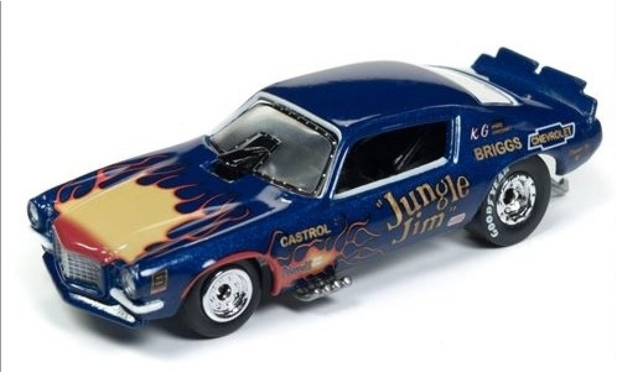 Chevrolet Camaro 1/64 Racing Champions Mint Funny Car Jungle Jim