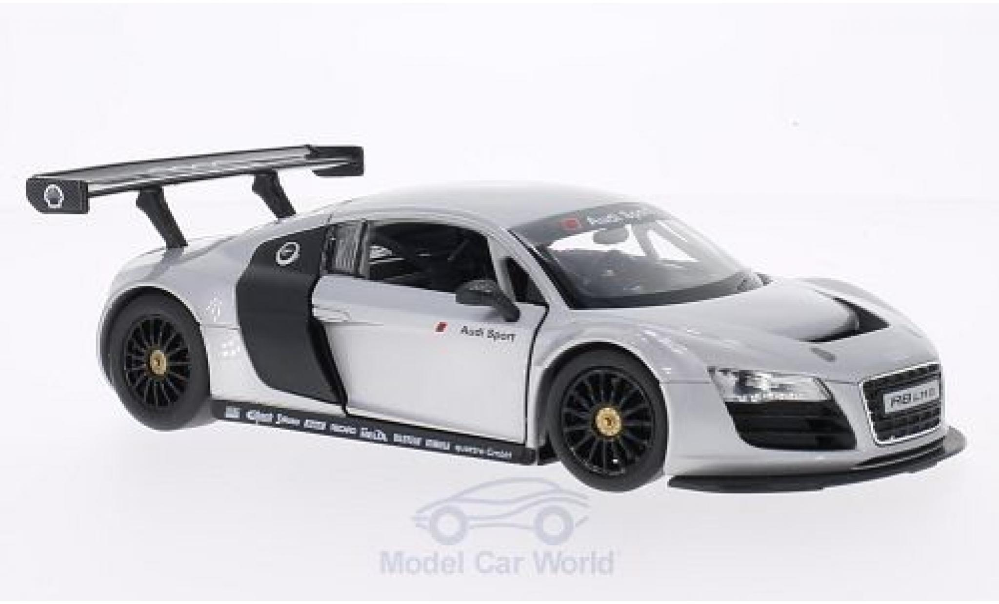 Audi R8 1/24 Rastar LMS grise