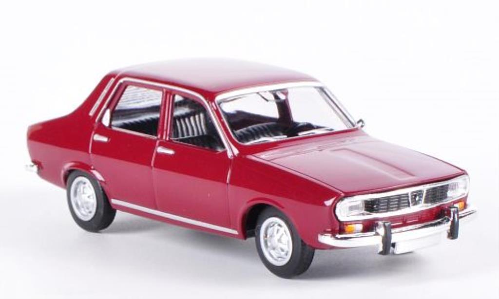 renault 12 tl miniature rouge brekina 1 87 voiture. Black Bedroom Furniture Sets. Home Design Ideas