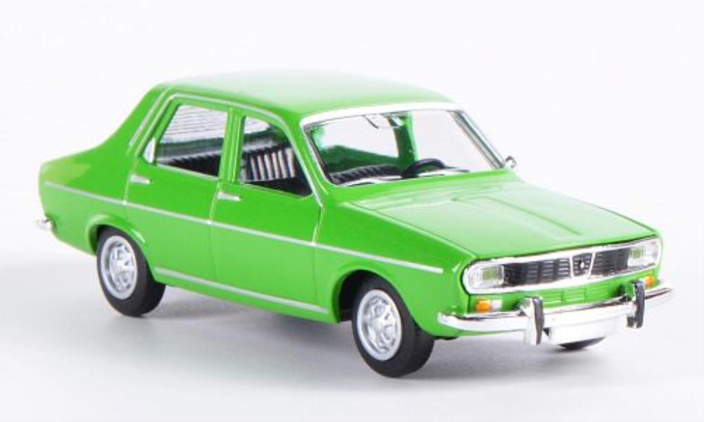 Renault 12 Ts Miniature Verte Brekina 1 87 Voiture Miniature Com