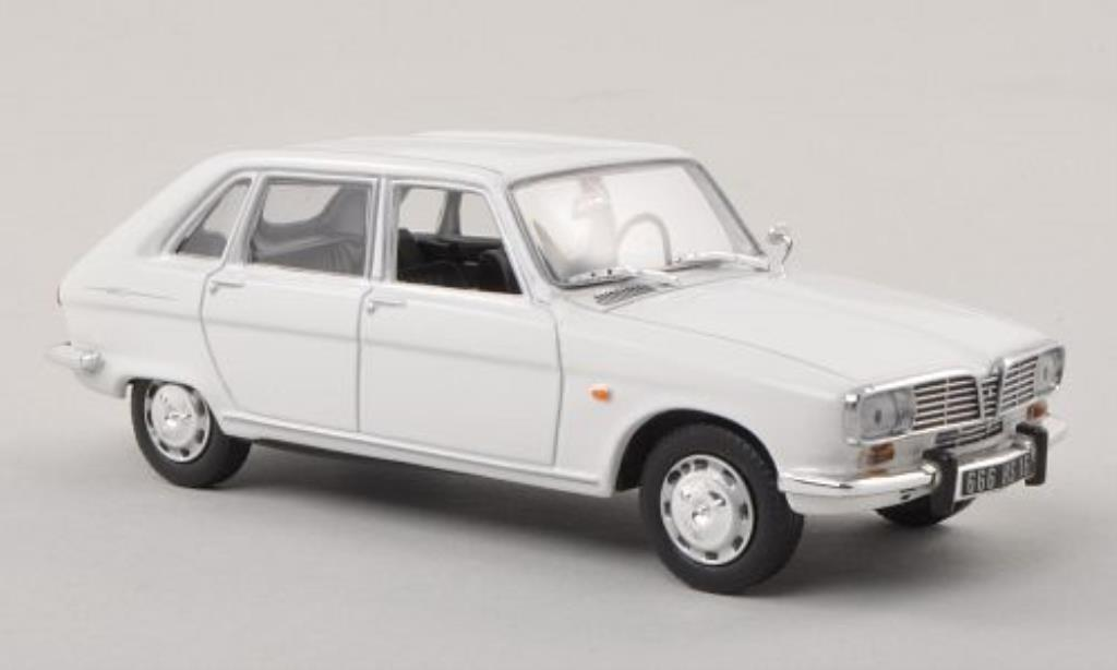 Renault 16 1/43 Norev blanche 1966 miniature
