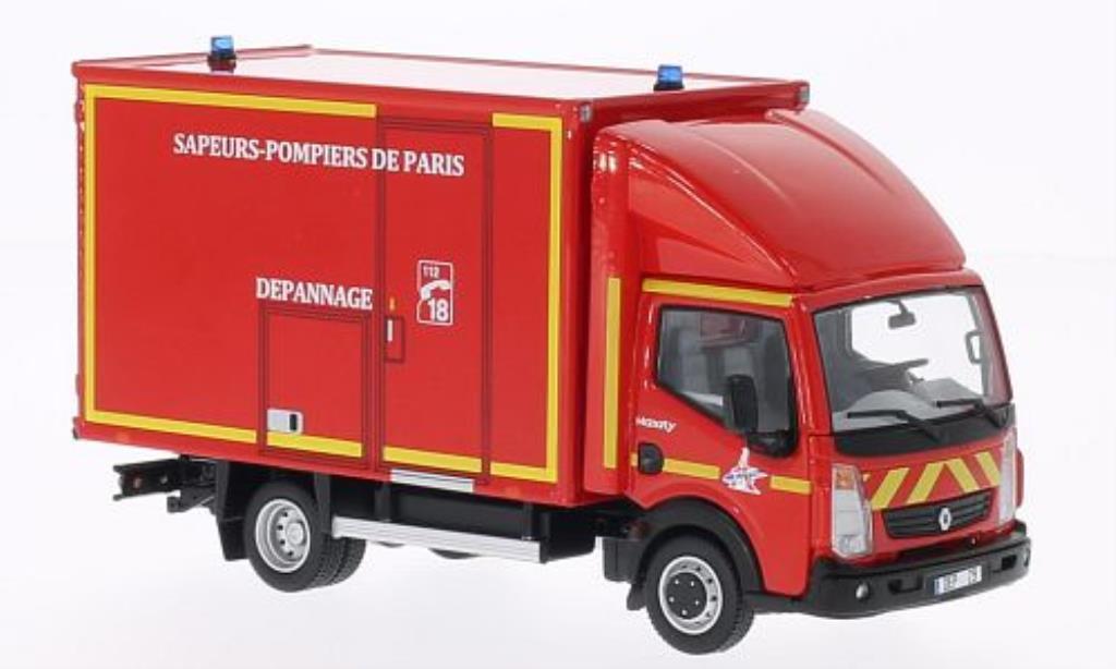 Renault Maxity 1/43 Eligor Sapeurs Pompiers de Paris - Depannage Feuerwehr (F) diecast model cars