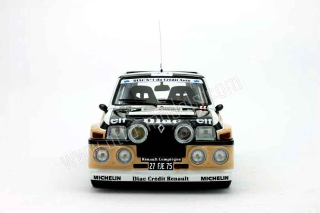 Renault 5 Turbo maxi diac Ottomobile. Renault 5 Turbo maxi diac miniature miniature 1/18