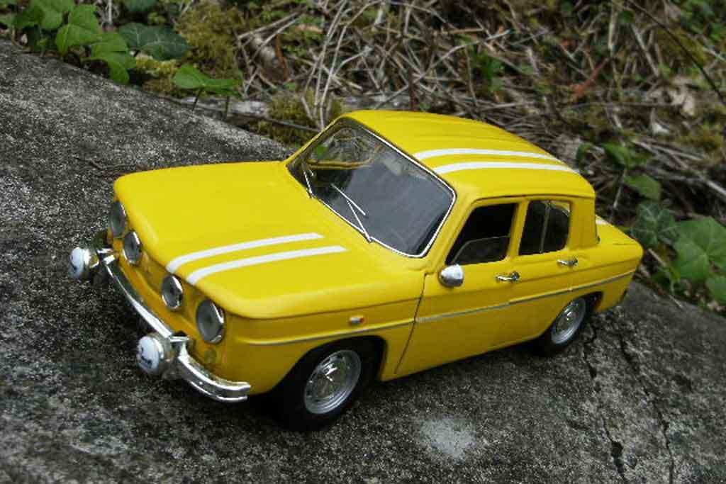 Diecast Model Cars Renault 8 Gordini 1 18 Solido Rallye Monte Carlo 1969 Alldiecast Us