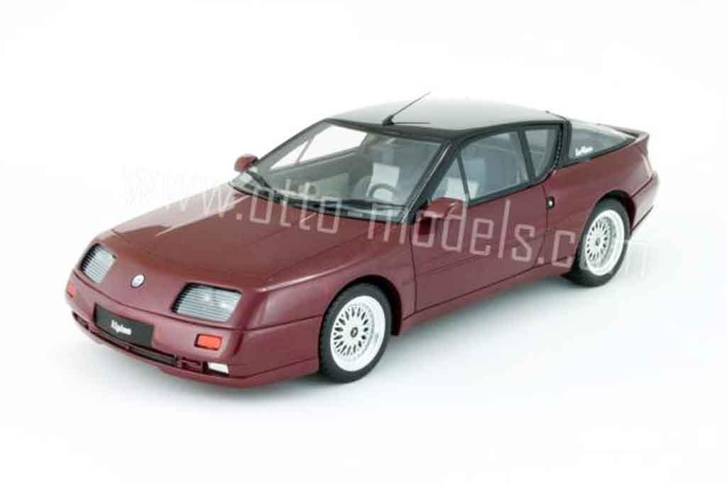 Alpine GTA Le mans 1/18 Ottomobile danielson 1991 miniature