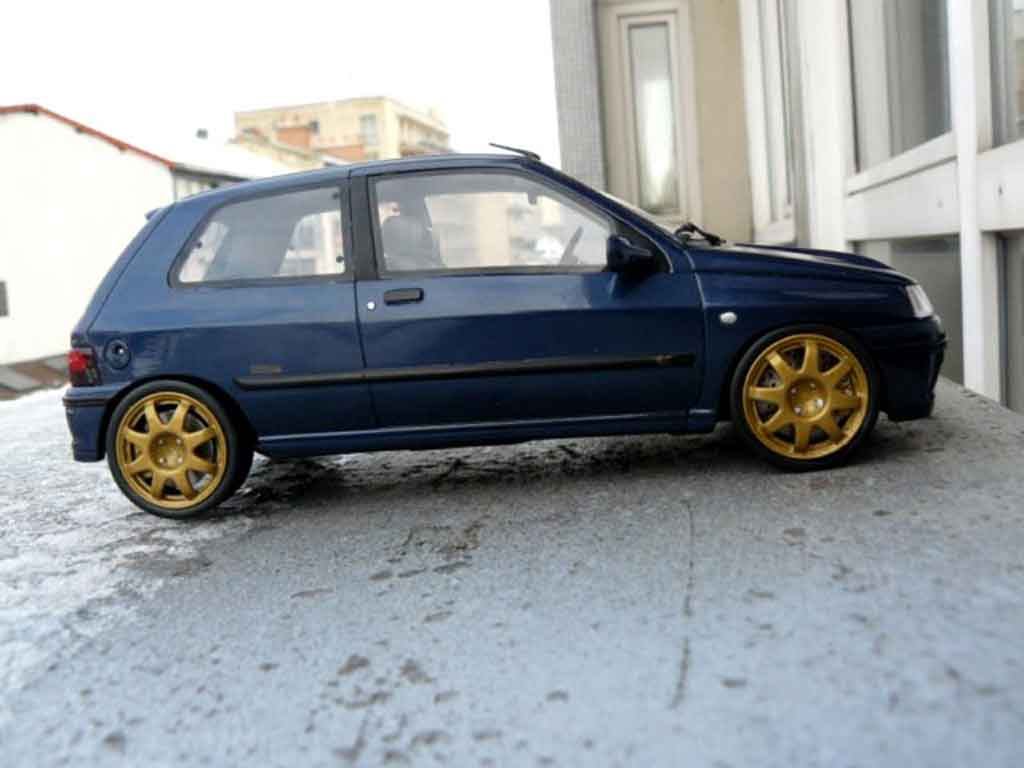 Renault Clio Williams 1/18 Ottomobile jantes groupe a