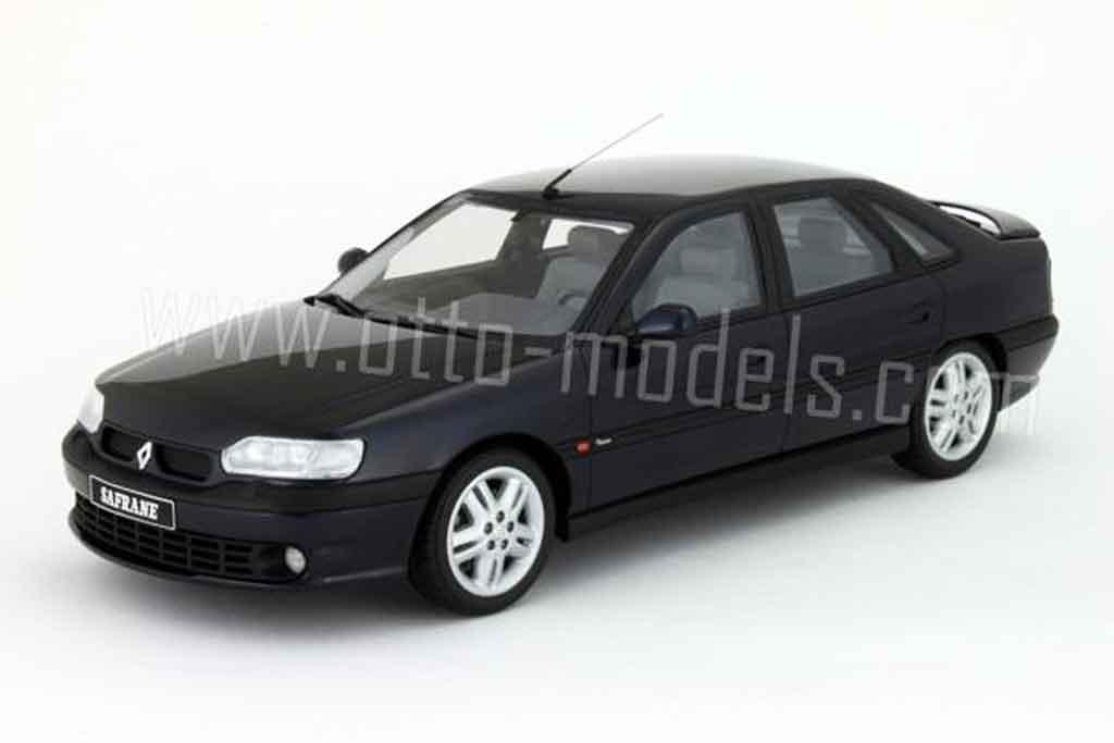 Renault Safrane 1/18 Ottomobile biturbo baccara 1995 noire miniature