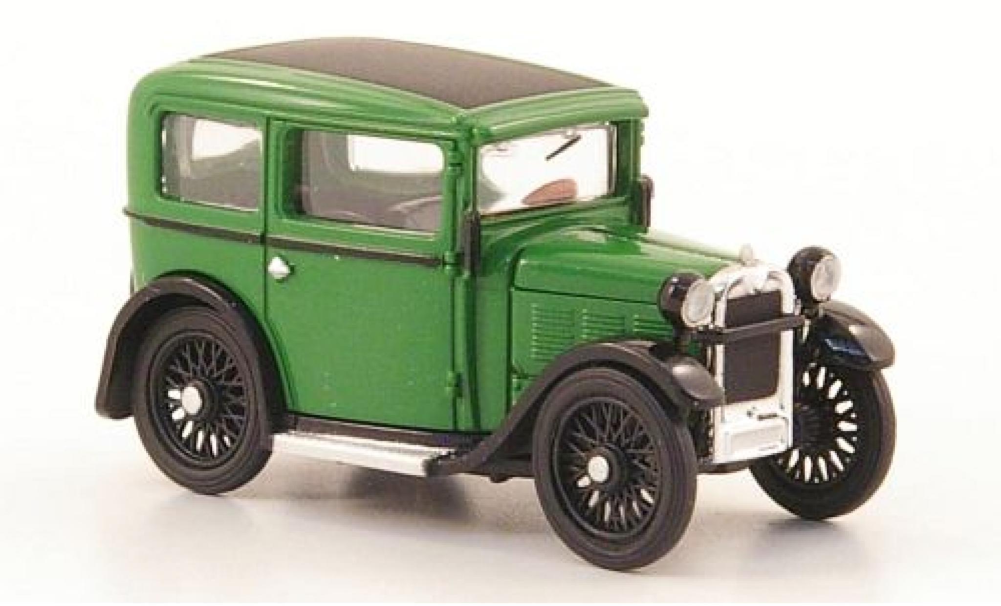 Bmw Dixi 1/87 Ricko verde/negro 1929
