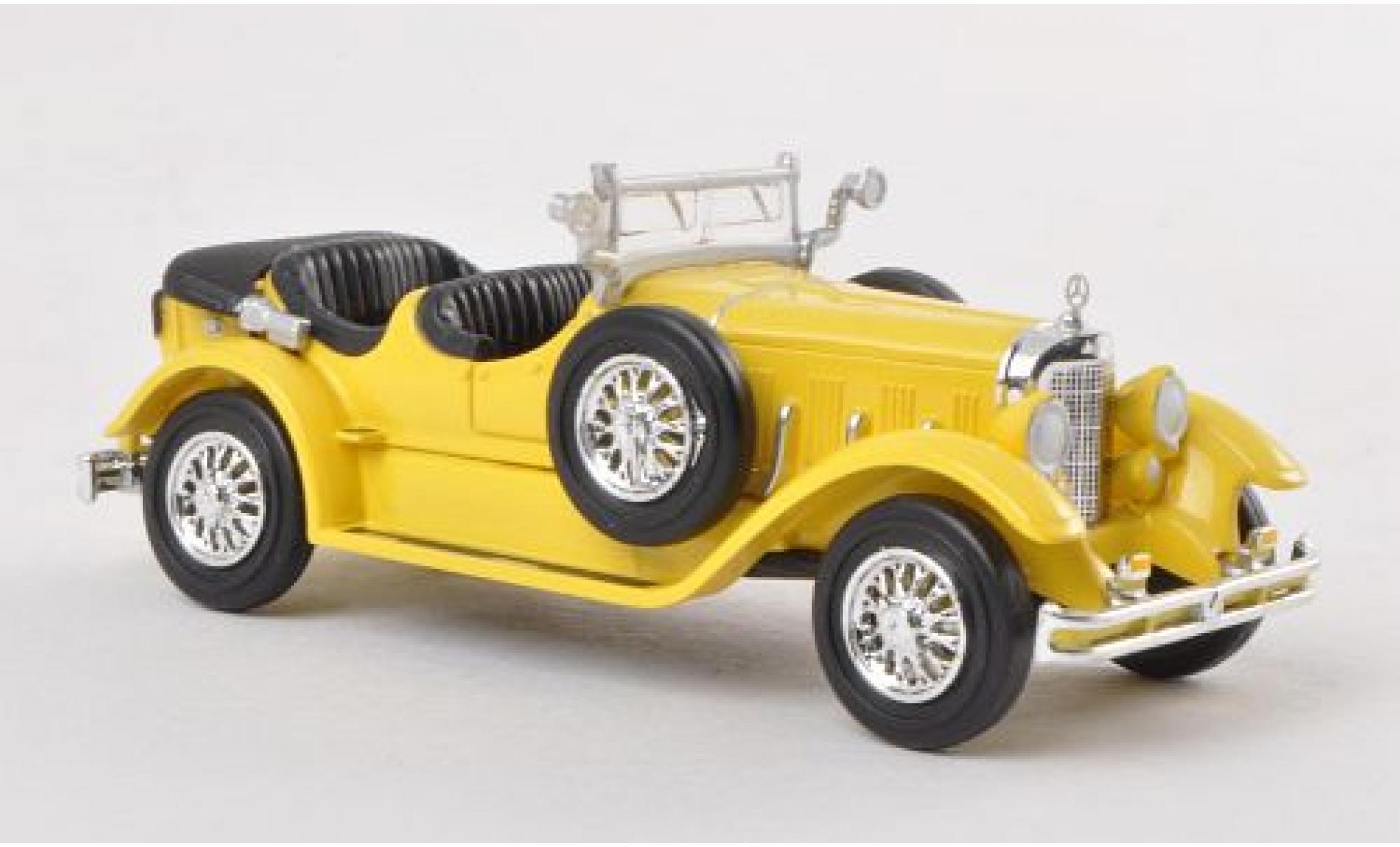 Mercedes Classe S 1/87 Ricko 630K jaune 1927