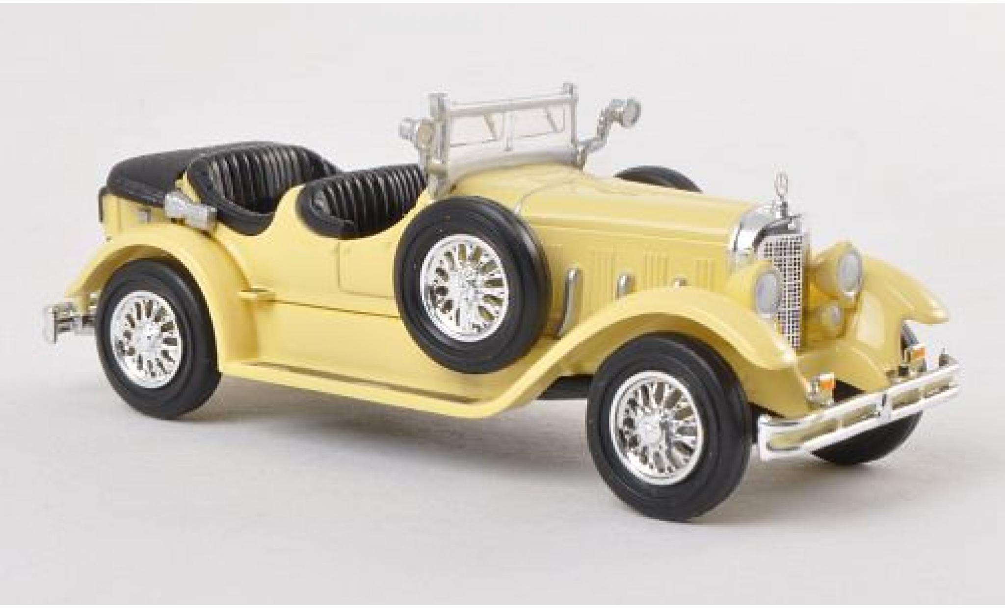 Mercedes Classe S 1/87 Ricko 630K beige 1927