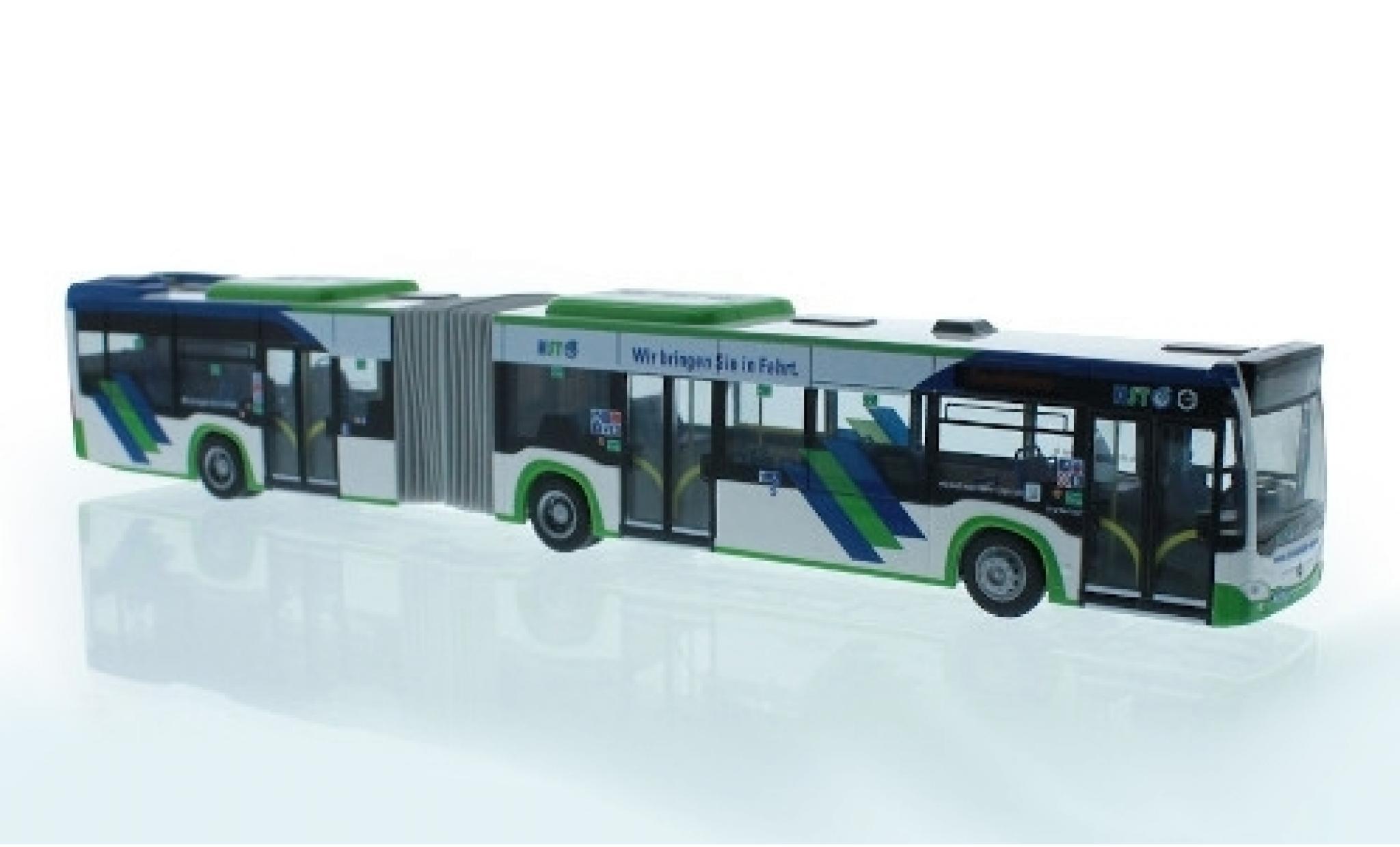 Mercedes Citaro 1/87 Rietze G Hybrid Hagener Straßenbahn 2015