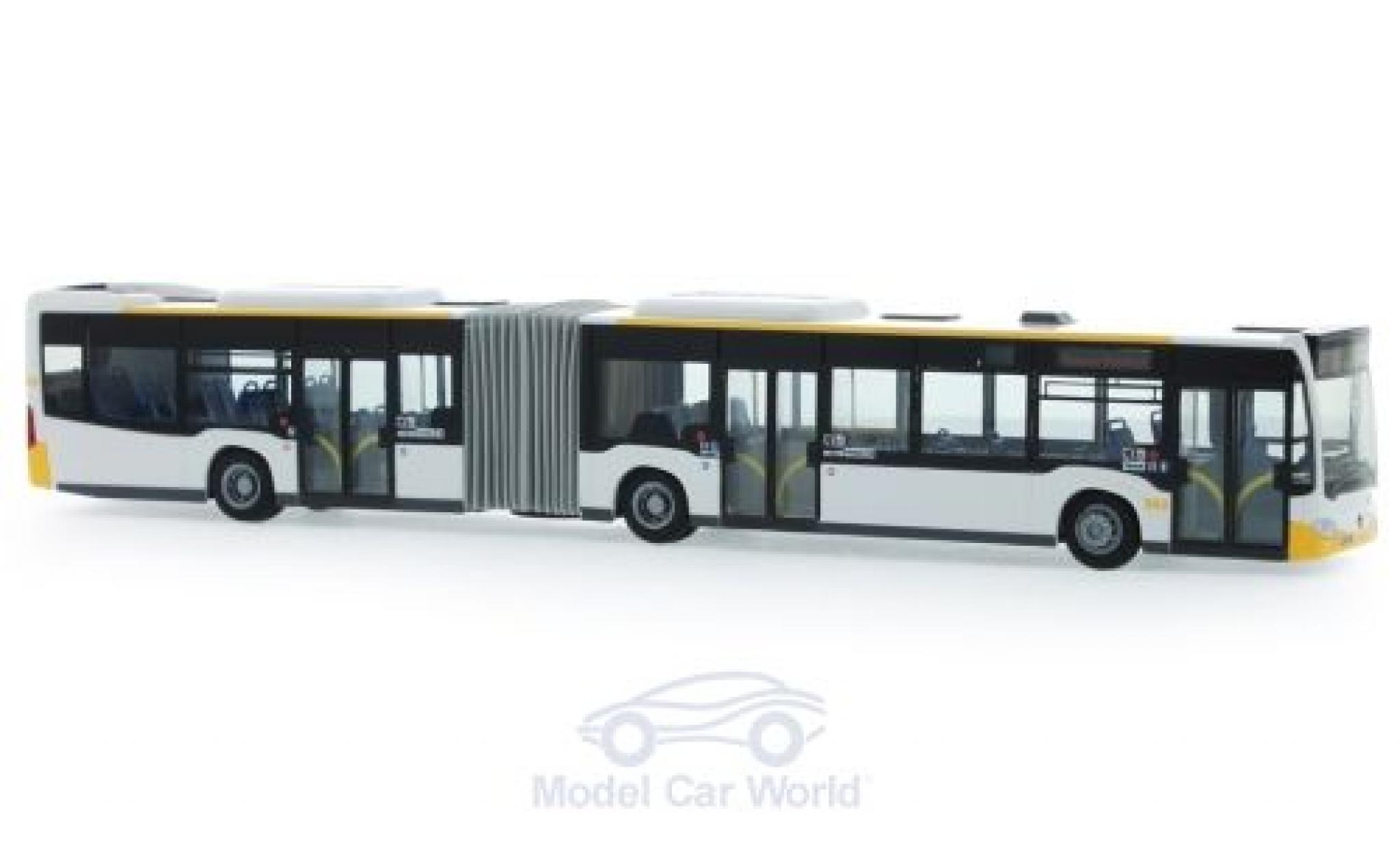 Mercedes Citaro 1/87 Rietze G Mainzer Mobilität 2015