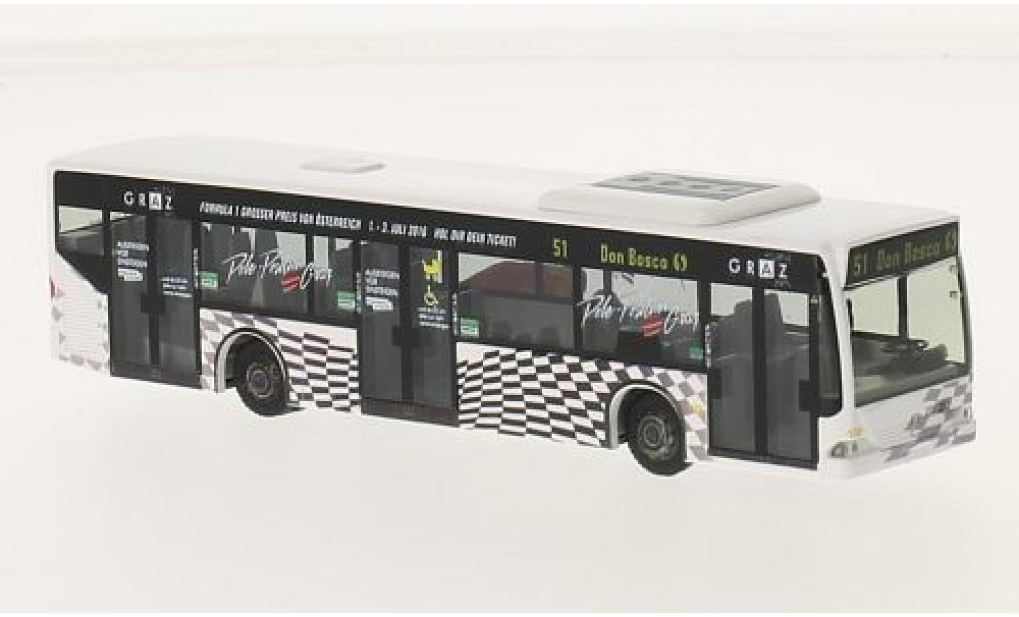 Mercedes Citaro 1/87 Rietze Graz Linien-Formula 1 (A)