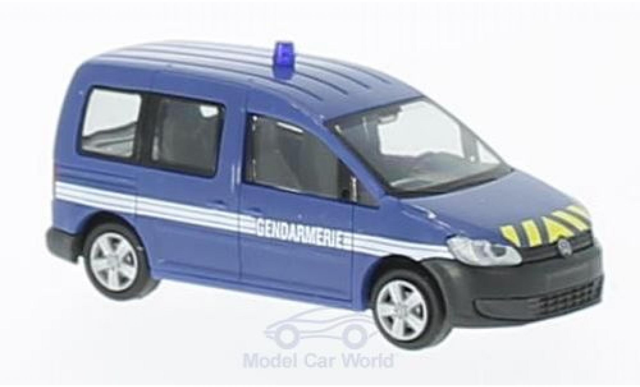 Volkswagen Caddy 1/87 Rietze Gendarmerie (F) 2011