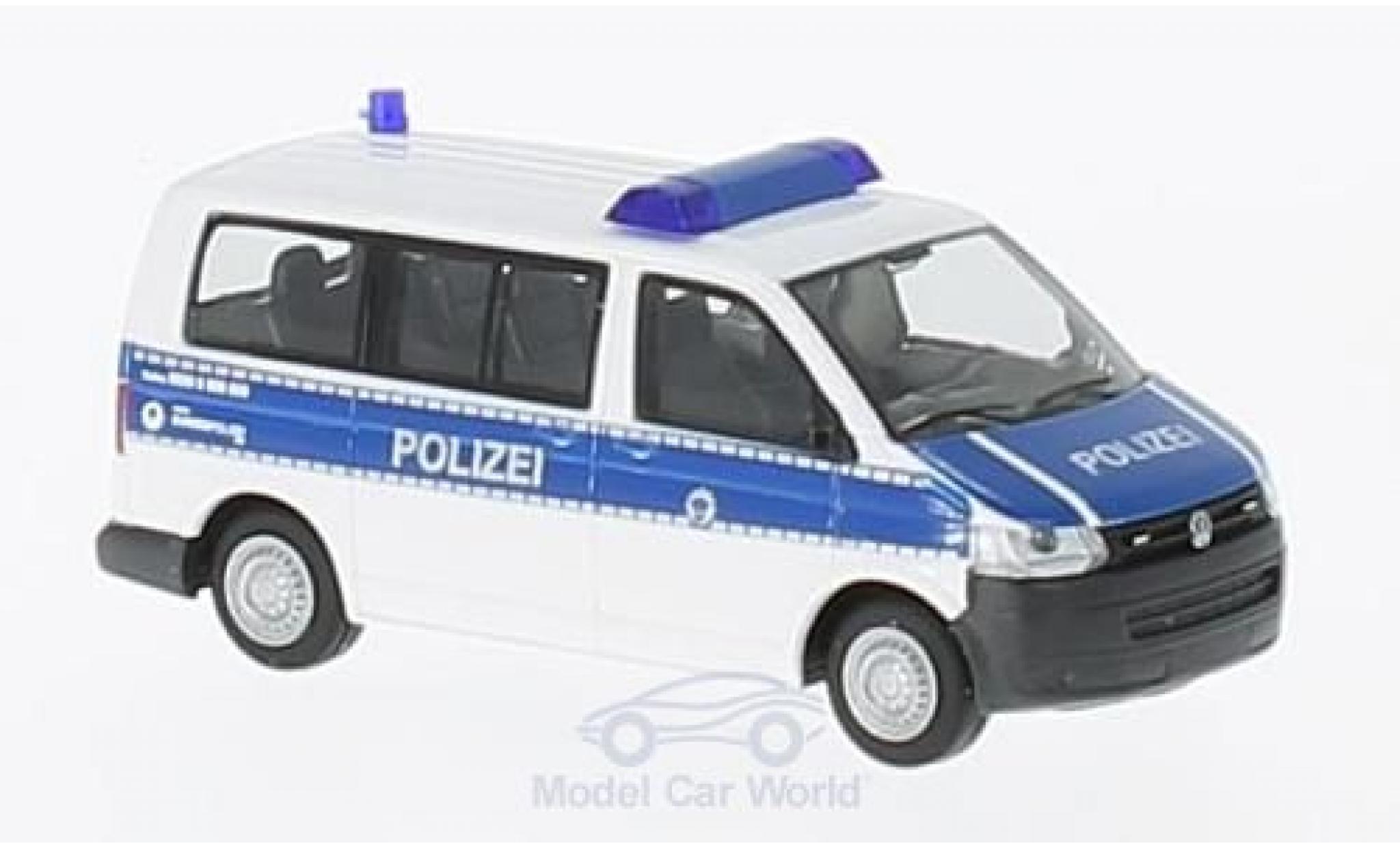 Volkswagen T5 1/87 Rietze GP Bundespolizei