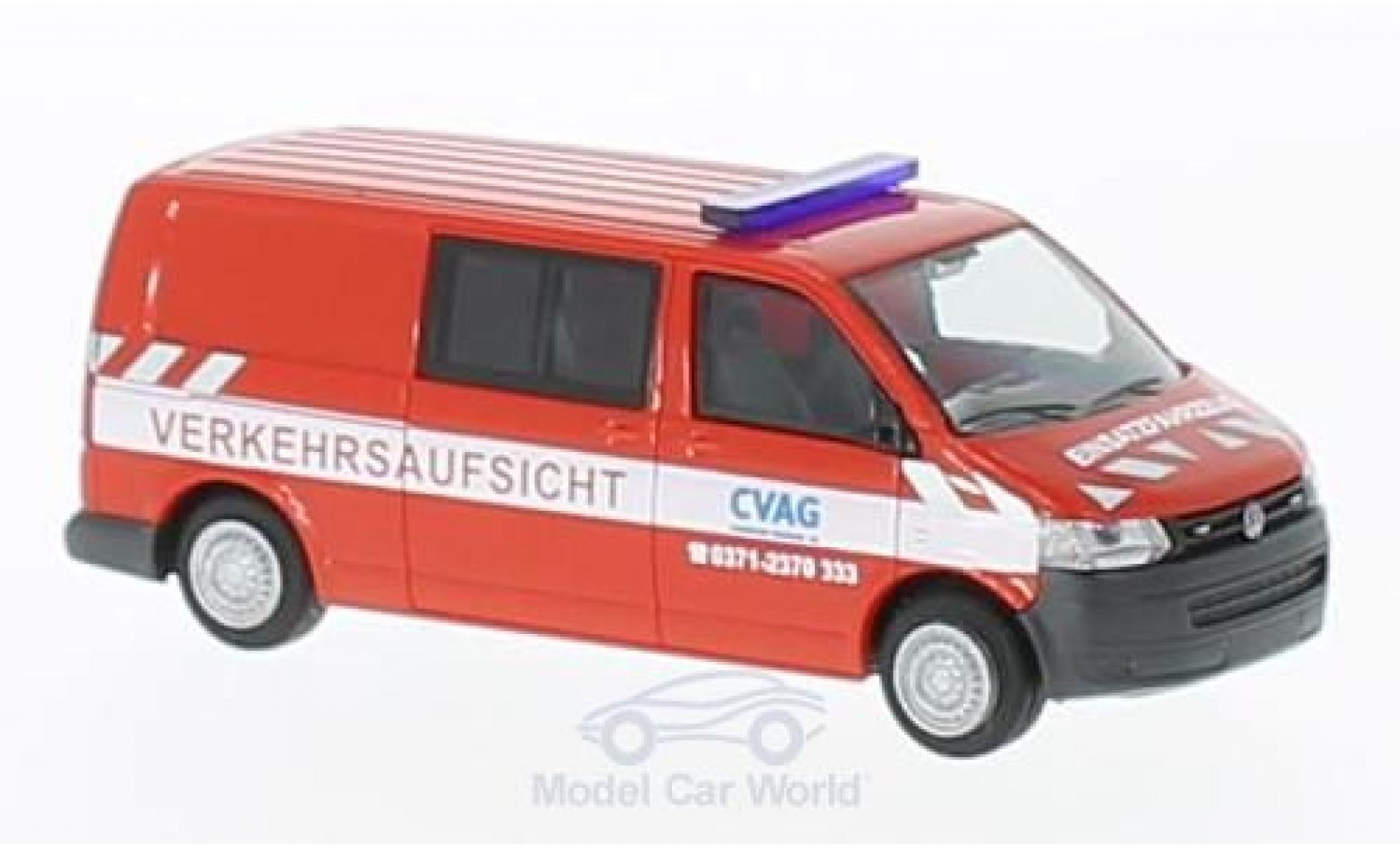 Volkswagen T5 1/87 Rietze GP Verkehrsaufsicht Chemnitz