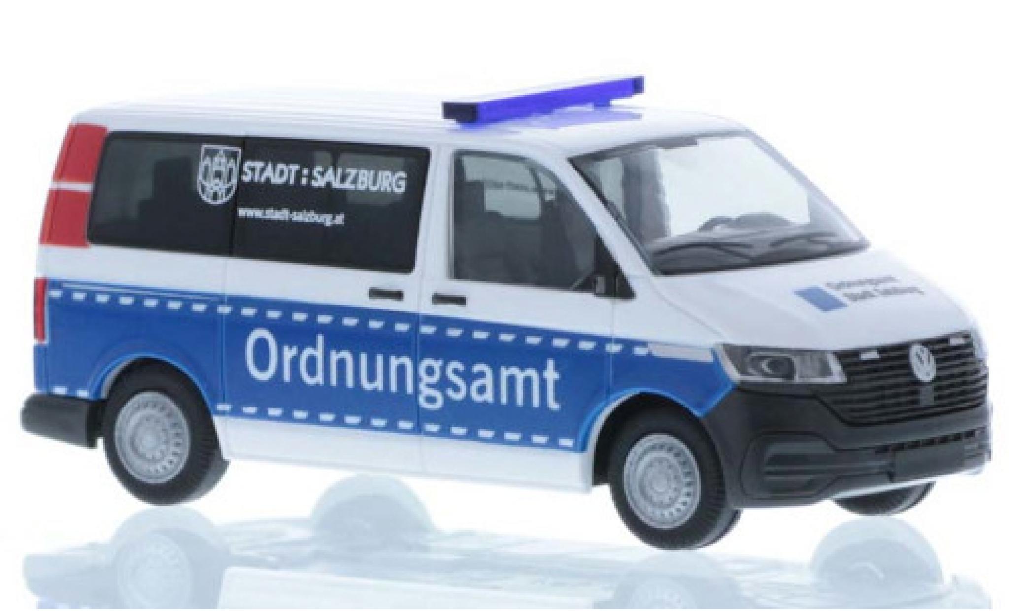 Volkswagen T6 1/87 Rietze .1 Ordnungsamt Salzburg court- empattement