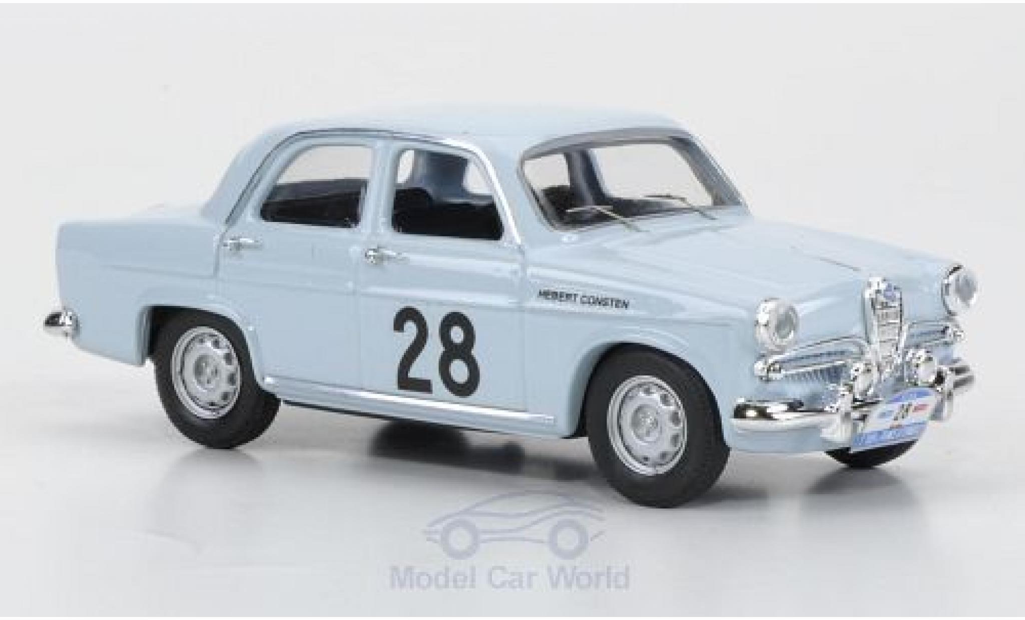 Alfa Romeo Giulietta Ti 1/43 Rio TI No.28 Tour de France Auto 1958 Herbert
