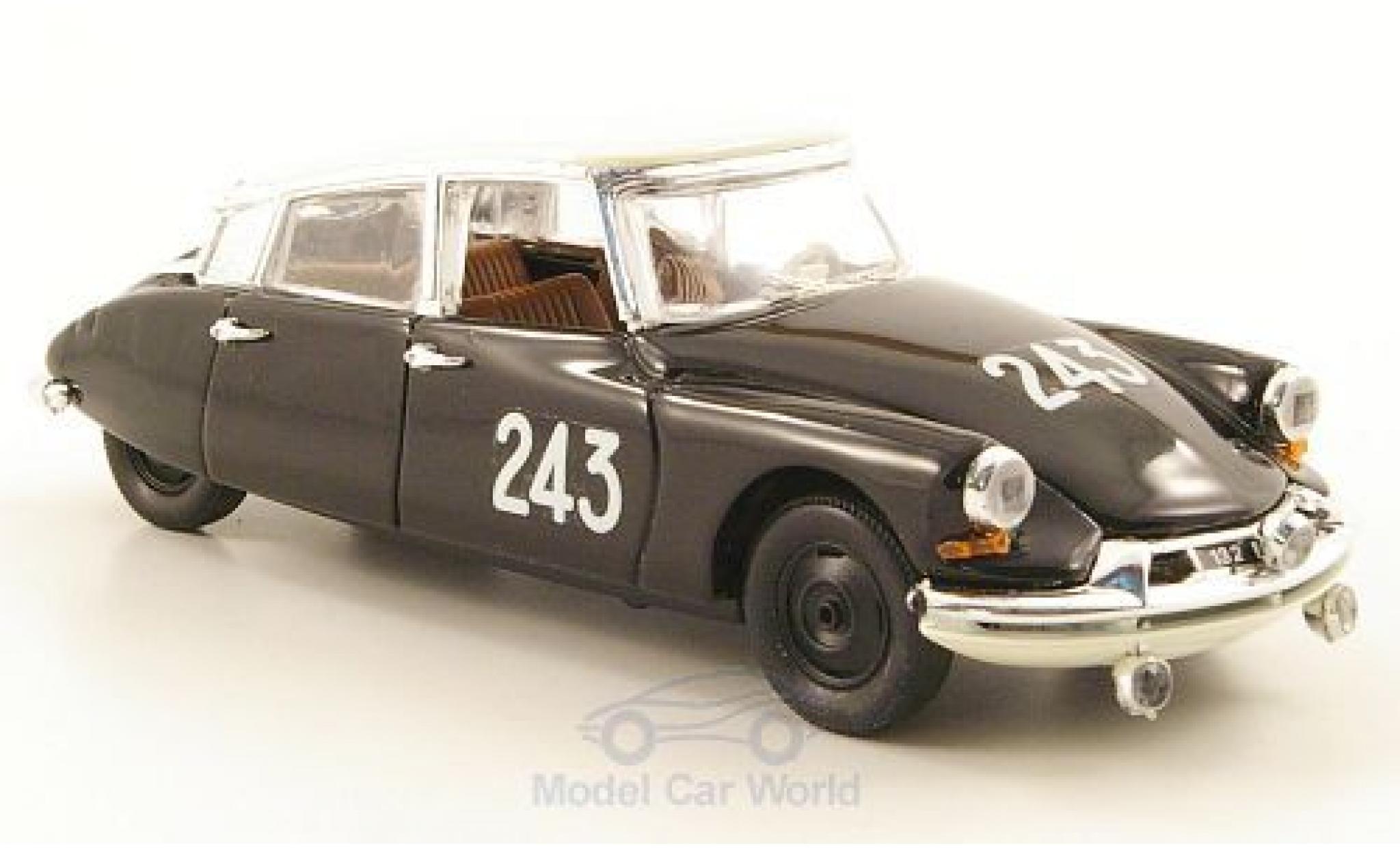 Citroen DS 19 1/43 Rio 19 No.243 Mille Miglia 1957