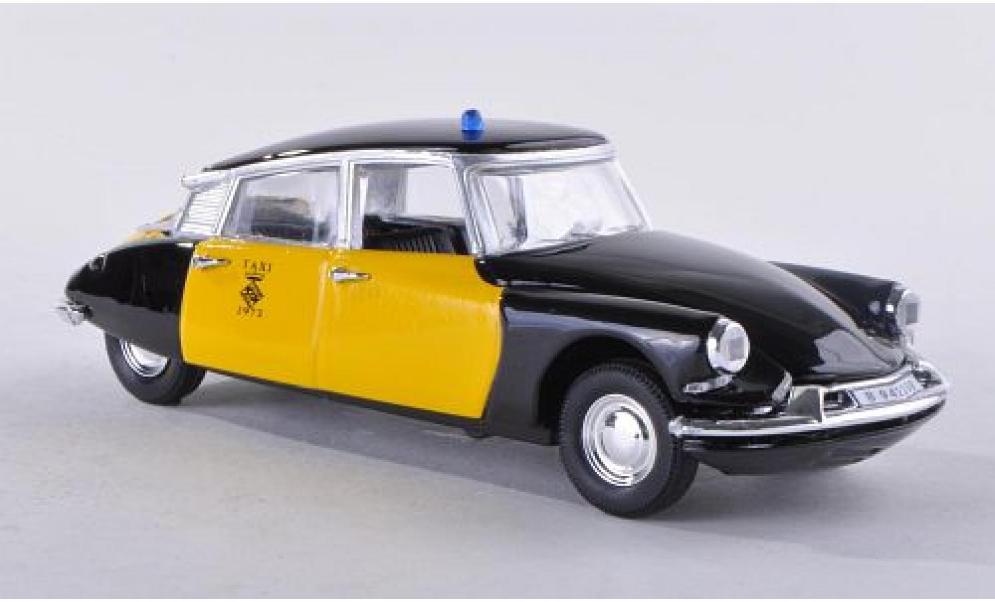 Citroen DS 1/43 Rio 19 Taxi Barcellona 1969 Taxi Barcelona