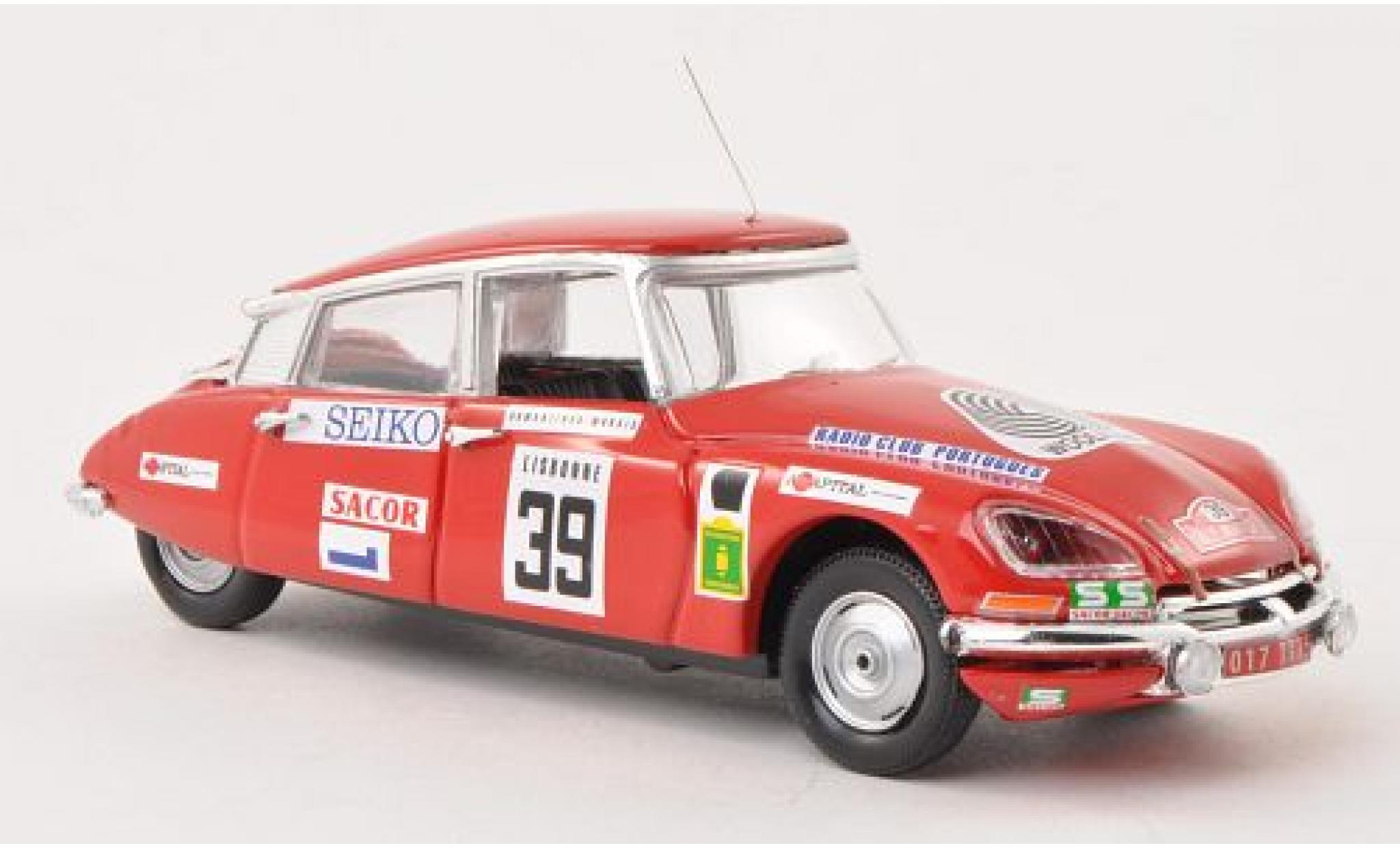 Citroen DS 1/43 Rio 21 No.39 Rallye Monte Carlo 1972 F.Romanzinho/H.de Morais