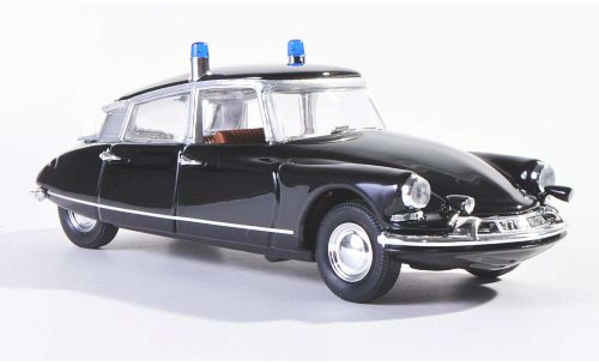 Citroen ID 19 1/43 Rio Polizia Paris 1968 police (F)