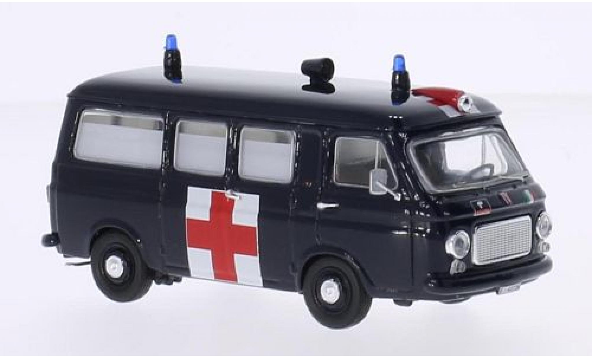 Fiat 238 1/43 Rio Ambulanza Carabinieri Ambulance (I)
