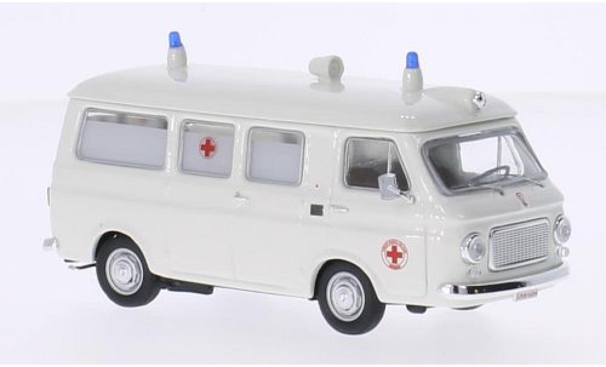 Fiat 238 1/43 Rio Croce Rossa Italiana - Bergamo Ambulance (I)