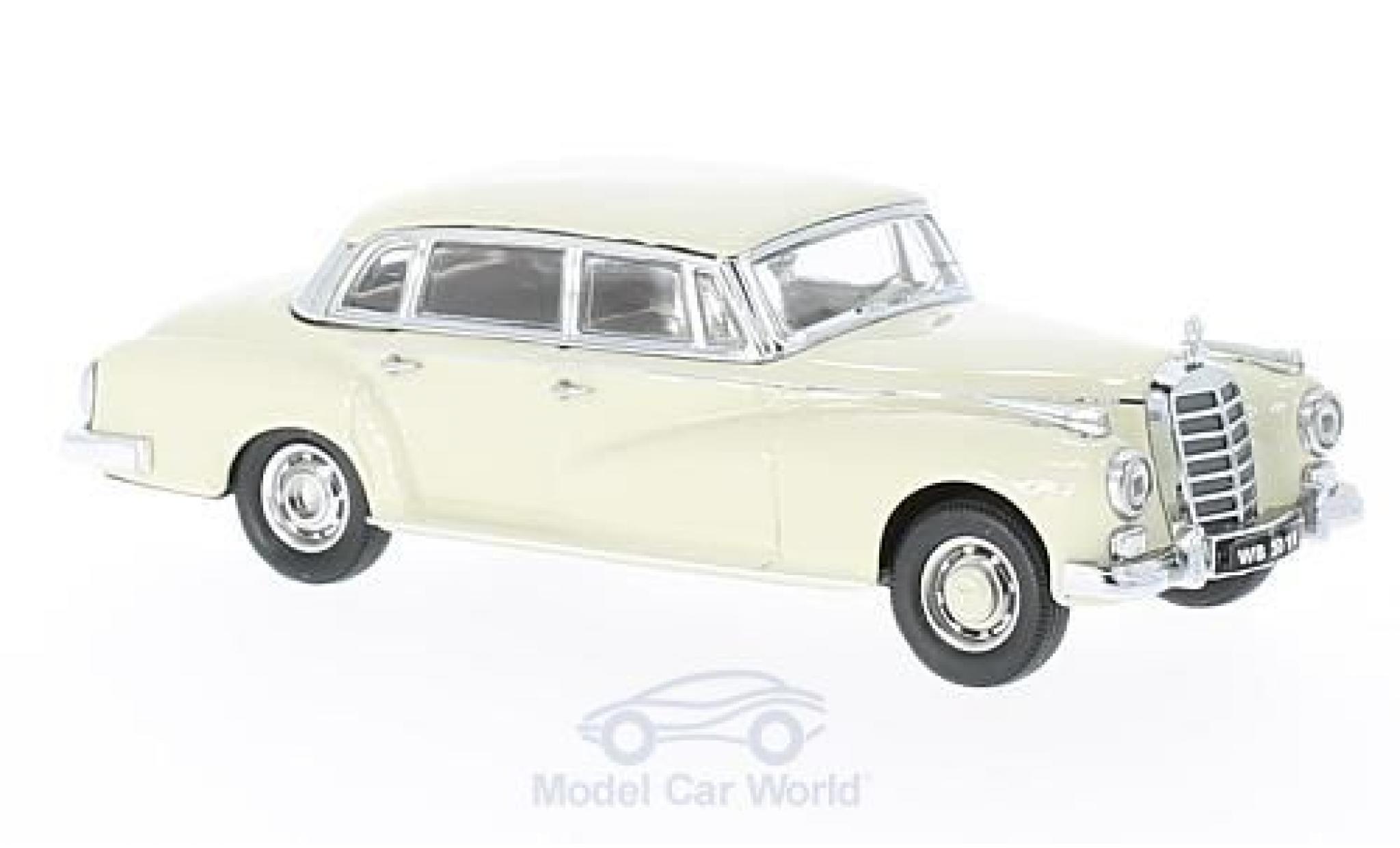 Mercedes 300 S 1/43 Rio L beige Konrad Adenauer 1951
