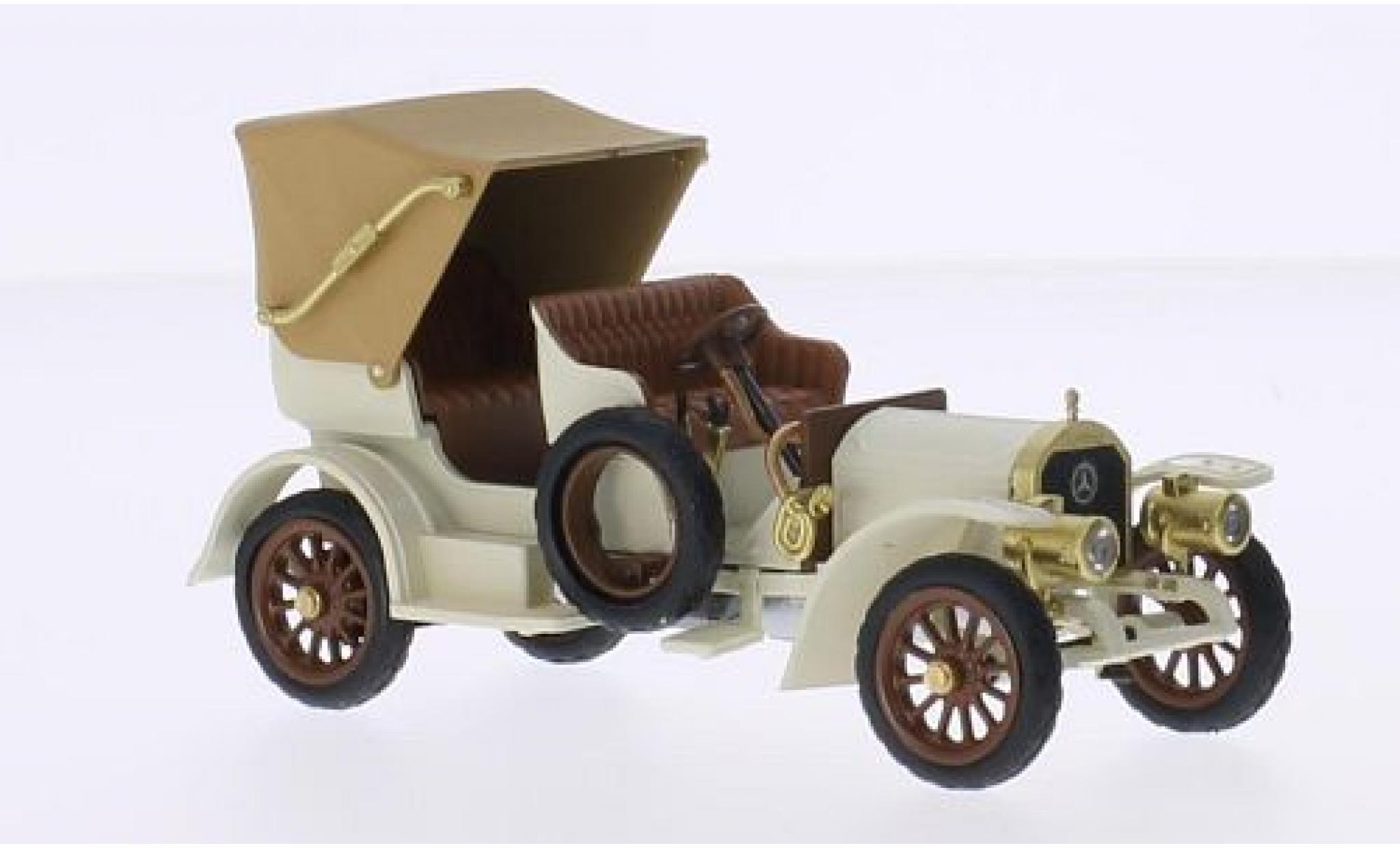 Mercedes Simplex 1/43 Rio blanche RHD 1902