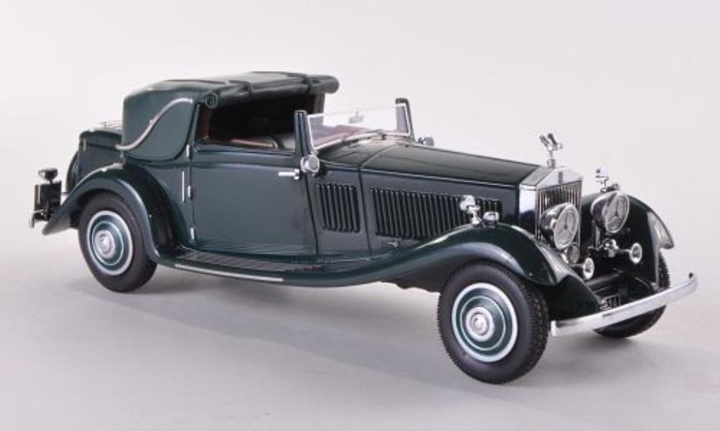 Rolls Royce Phantom 1/43 Neo II Owen Sedanca Coupe Gurney Nutting grun RHD 1934
