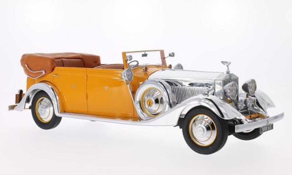 Rolls Royce Phantom 1/18 Neo II Thrupp & Maberly Star of India 1934 miniature