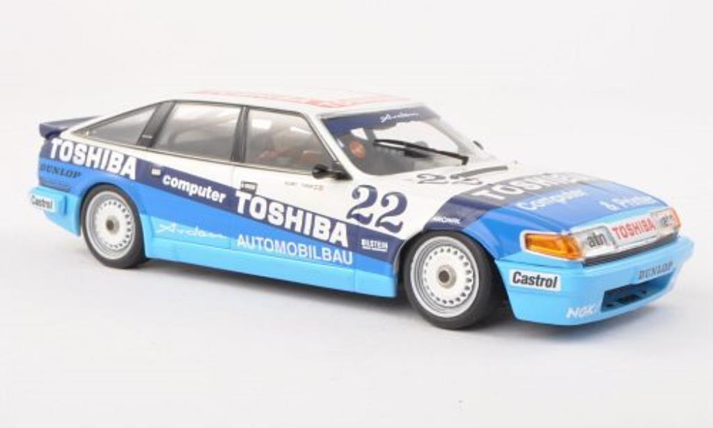 Rover Vitesse 1/43 Minichamps No.22 Team ATN - Toshiba DTM-Saison 1986 miniature