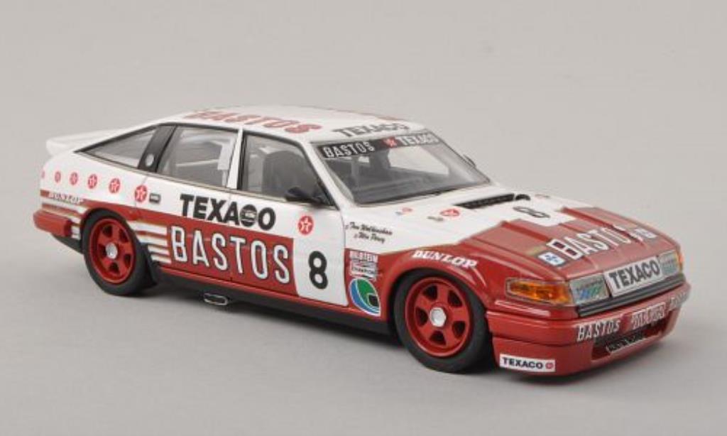 Rover Vitesse 1/43 Neo (SD1) No.8 Bastos / Texaco ETCC Donington 1986 /W.Percy miniature