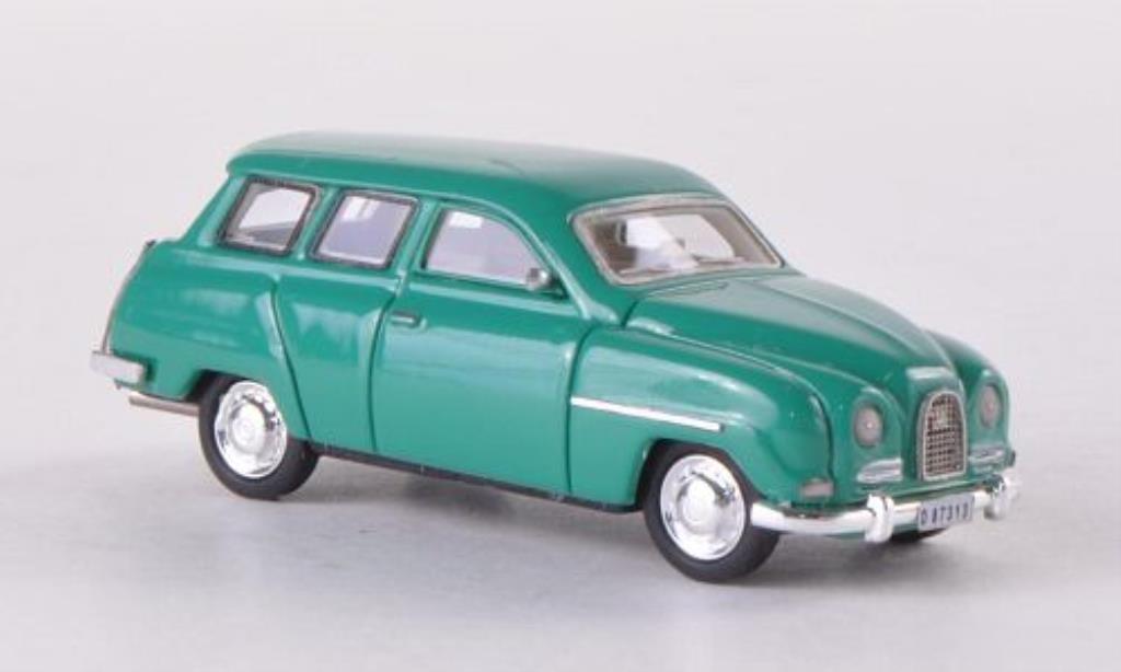 Saab 95 1/87 Neo grun 1961 miniature