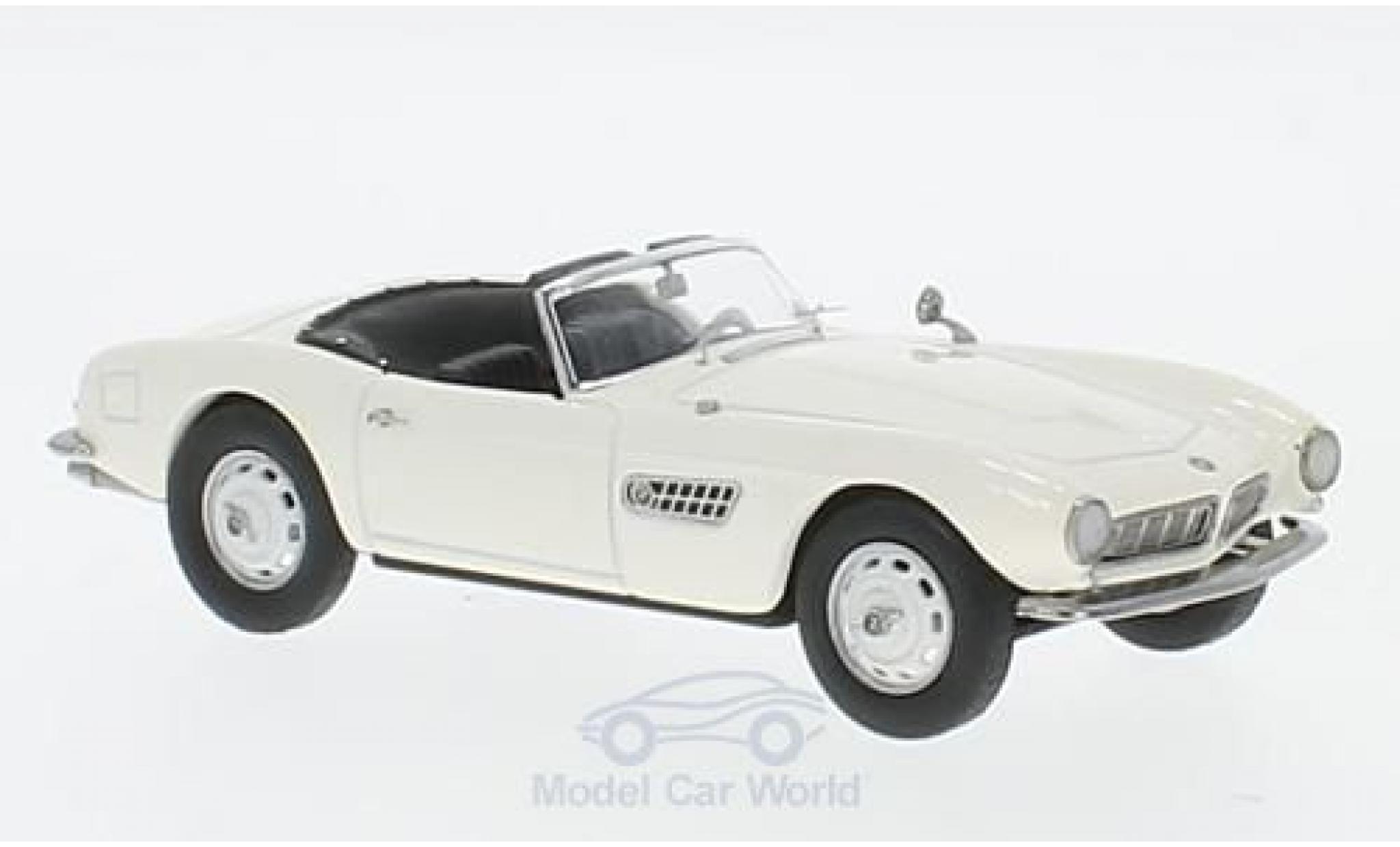 Bmw 507 1/43 Schuco beige 1956