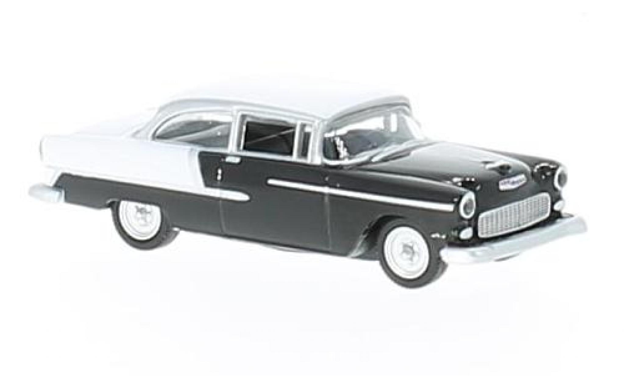 Chevrolet Bel Air 1/87 Schuco black/white