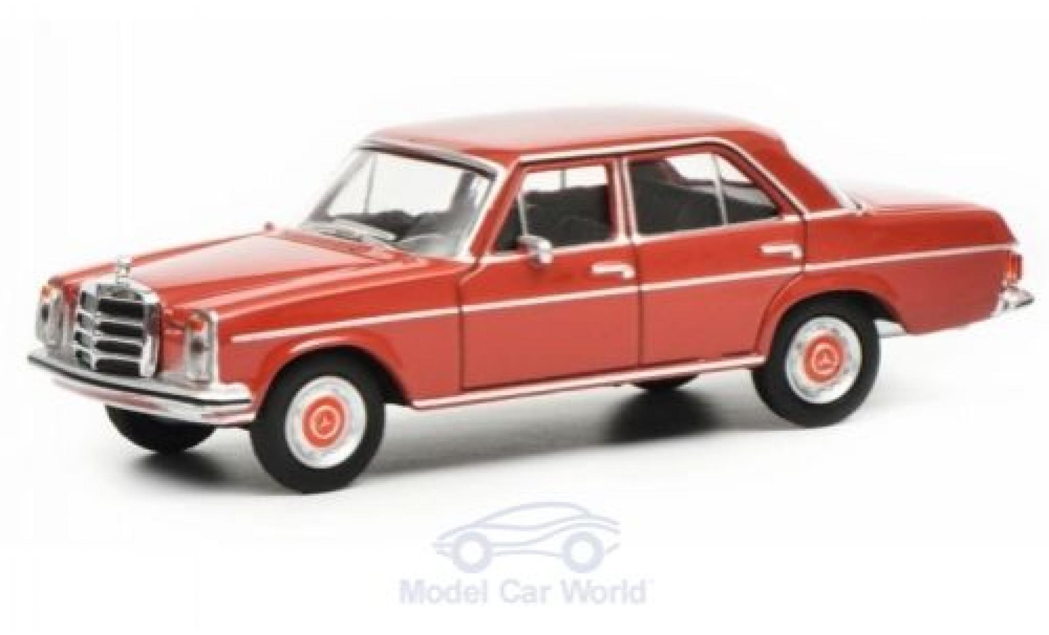 Mercedes /8 1/64 Schuco red