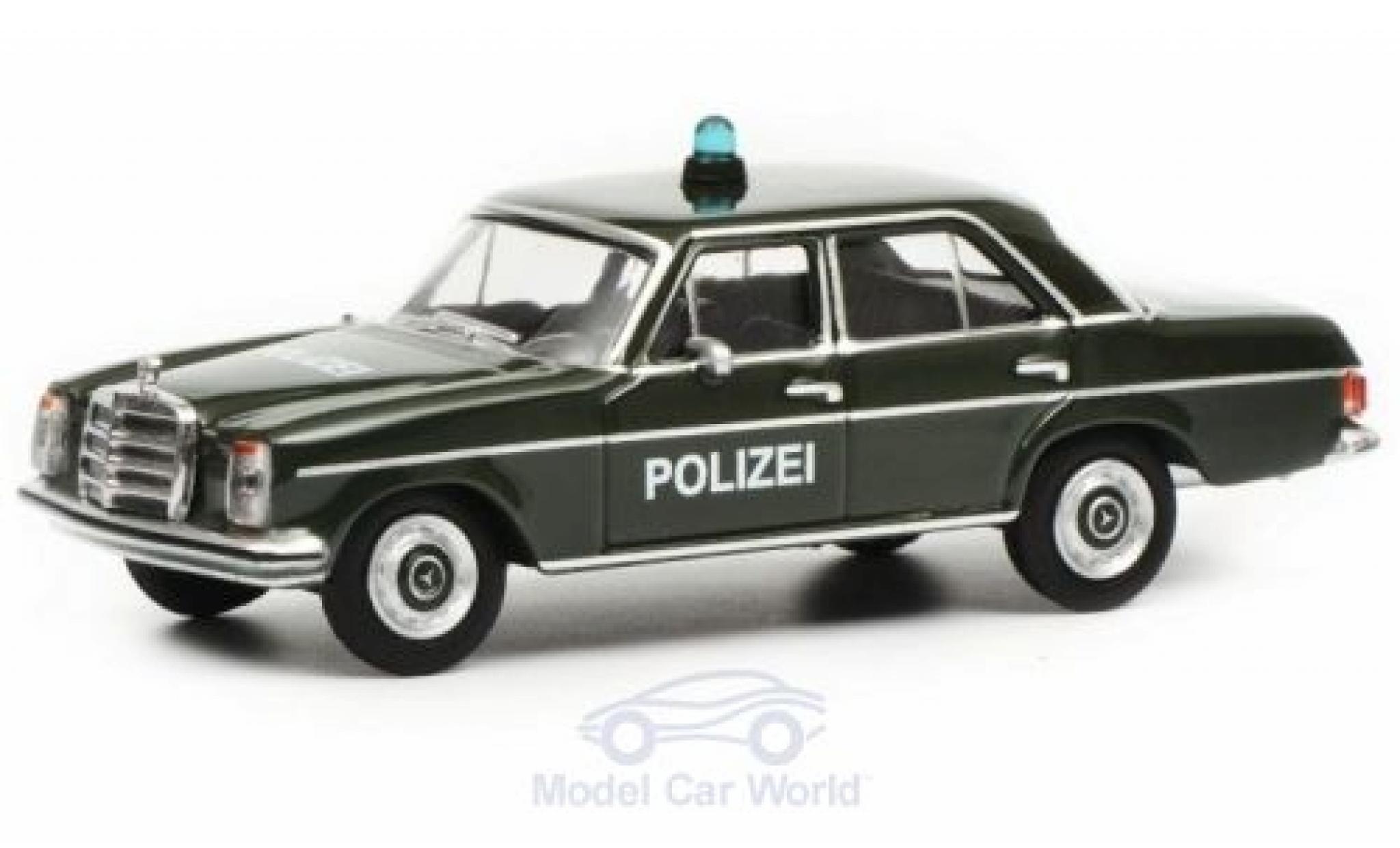 Mercedes /8 1/64 Schuco Polizei