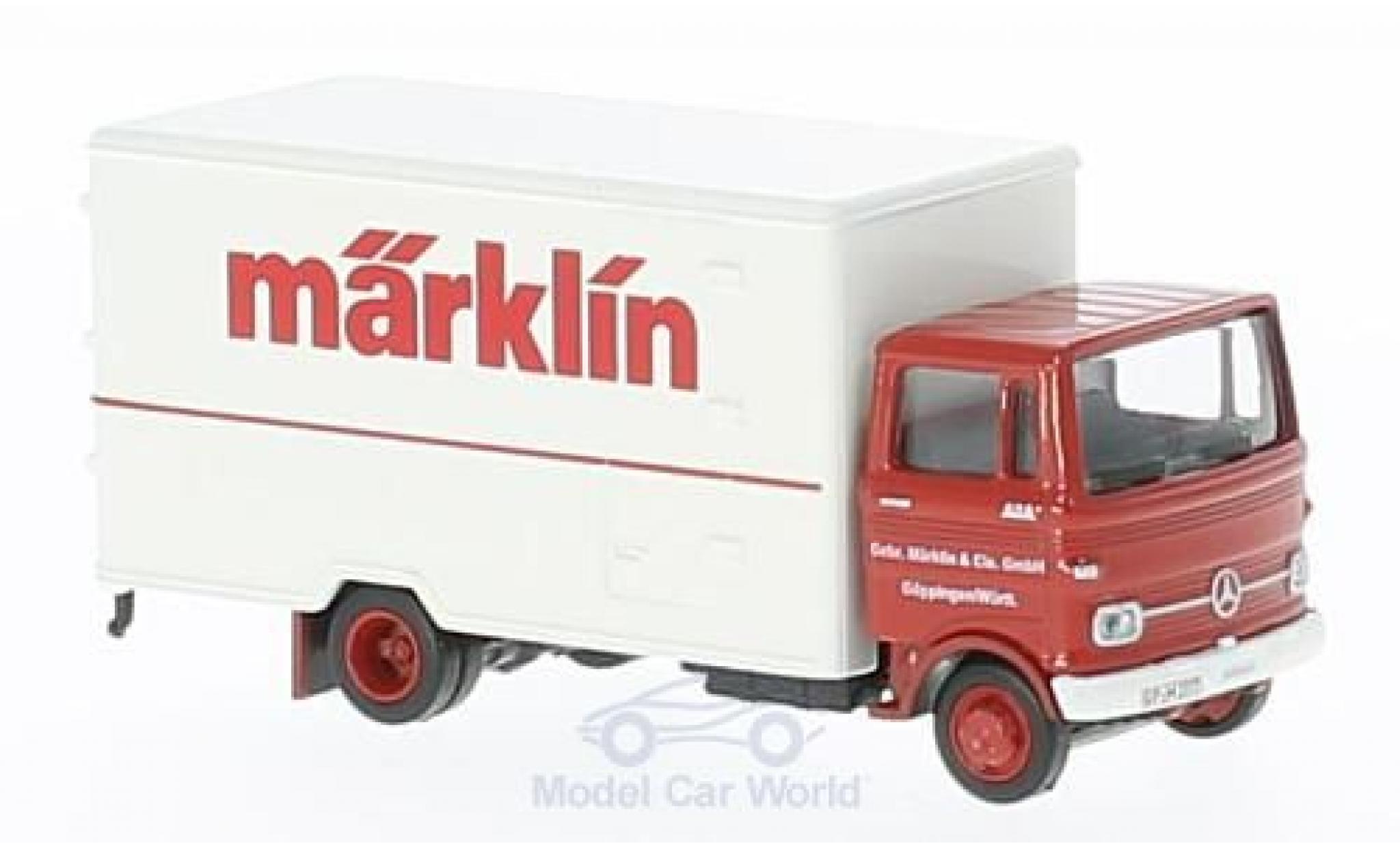 Mercedes LP 608 1/87 Schuco Märklin