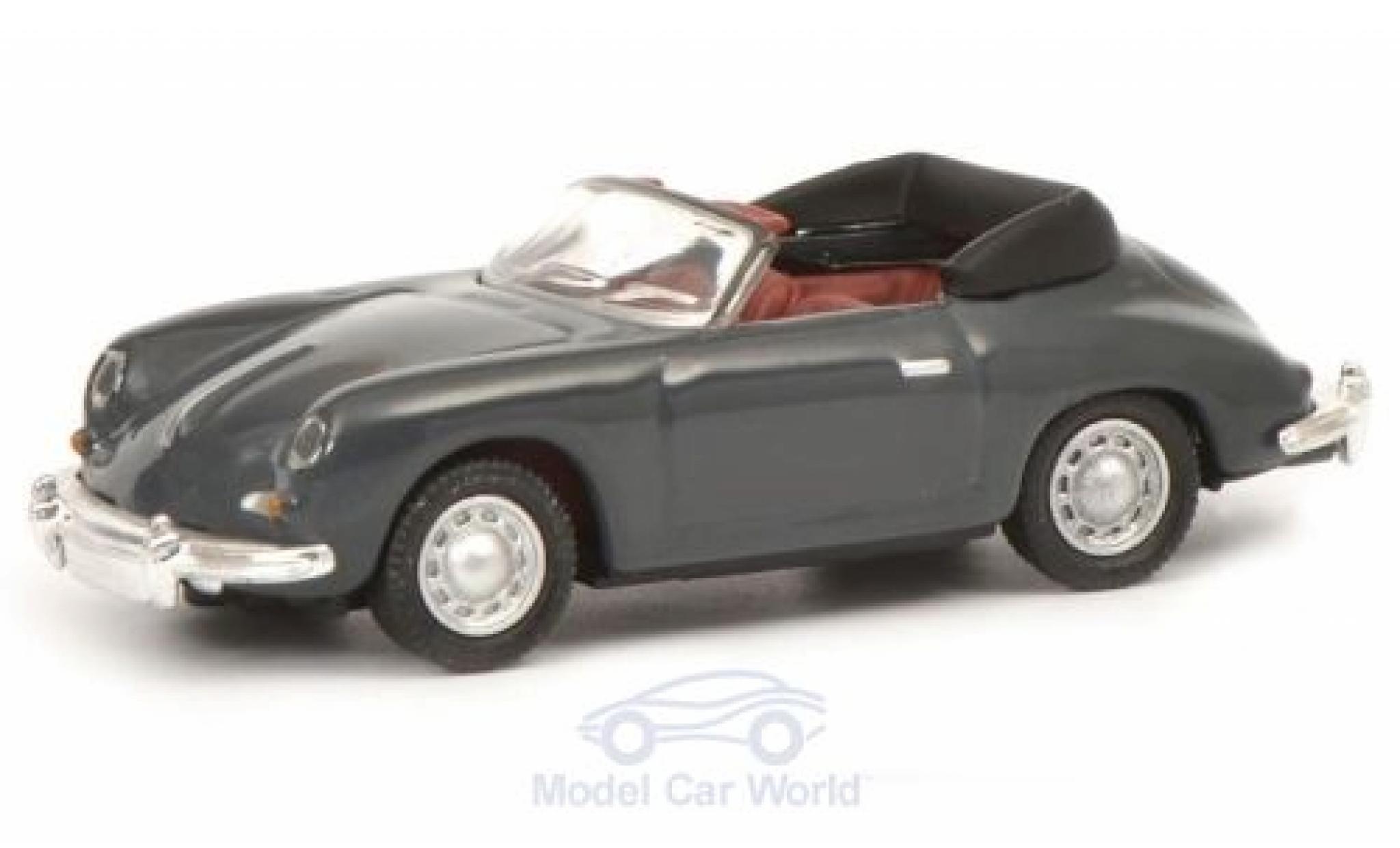 Porsche 356 1/87 Schuco Cabriolet