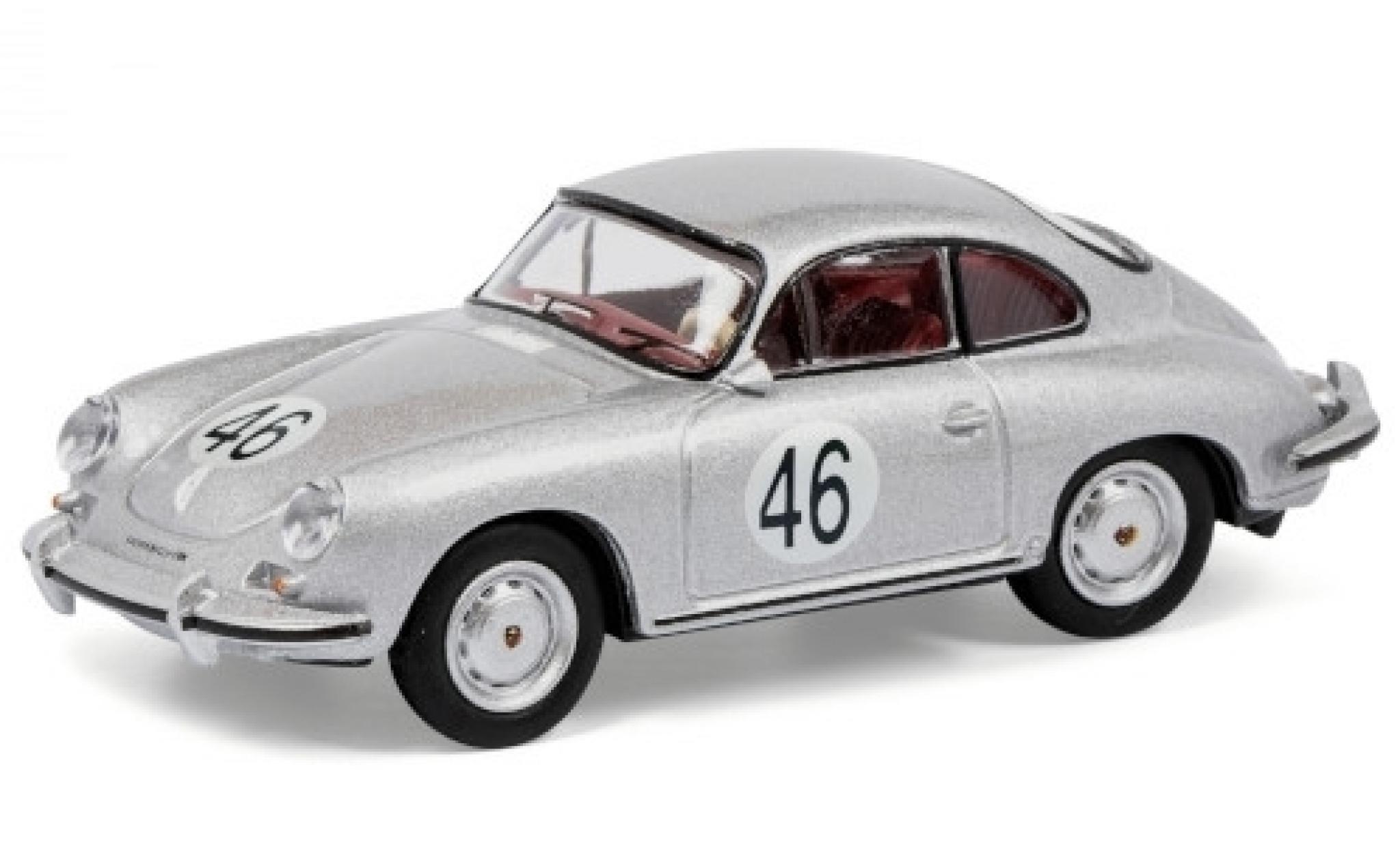 Porsche 356 1/64 Schuco Carrera 2 C No.46